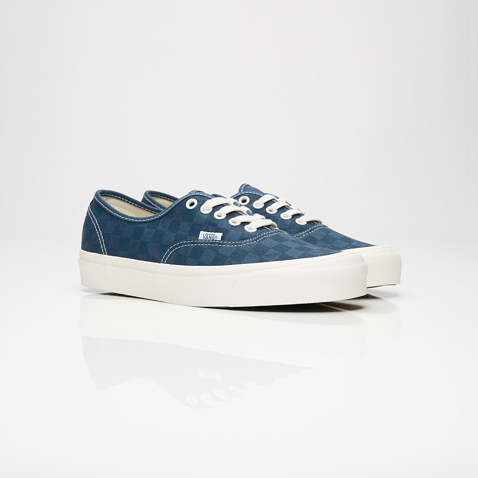 Vans UA OG Authentic LX - V00uddu9j - Sneakersnstuff  9e85b712b