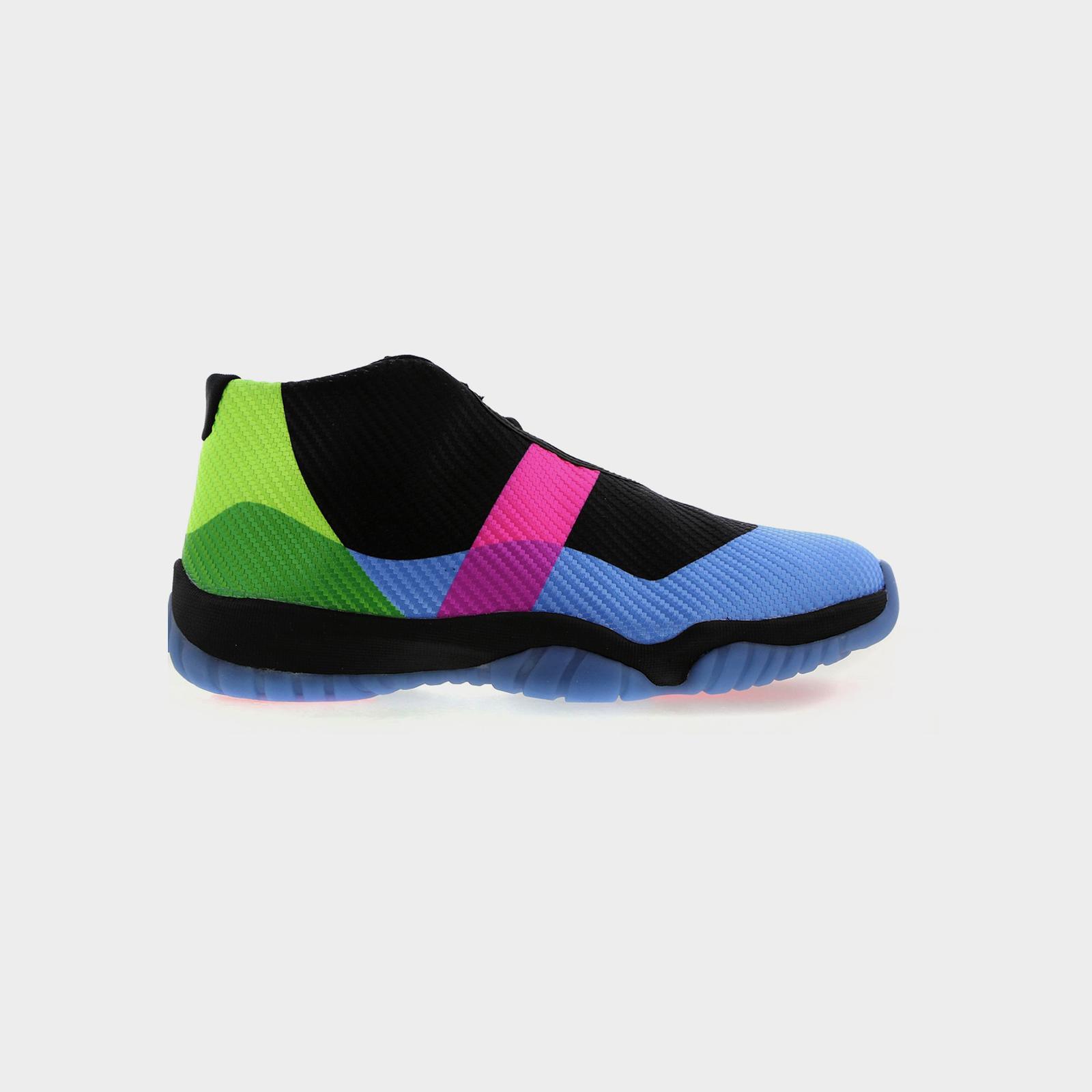 80d12946f12 Jordan Brand Air Jordan Future Q54 - At9191-001 - Sneakersnstuff ...