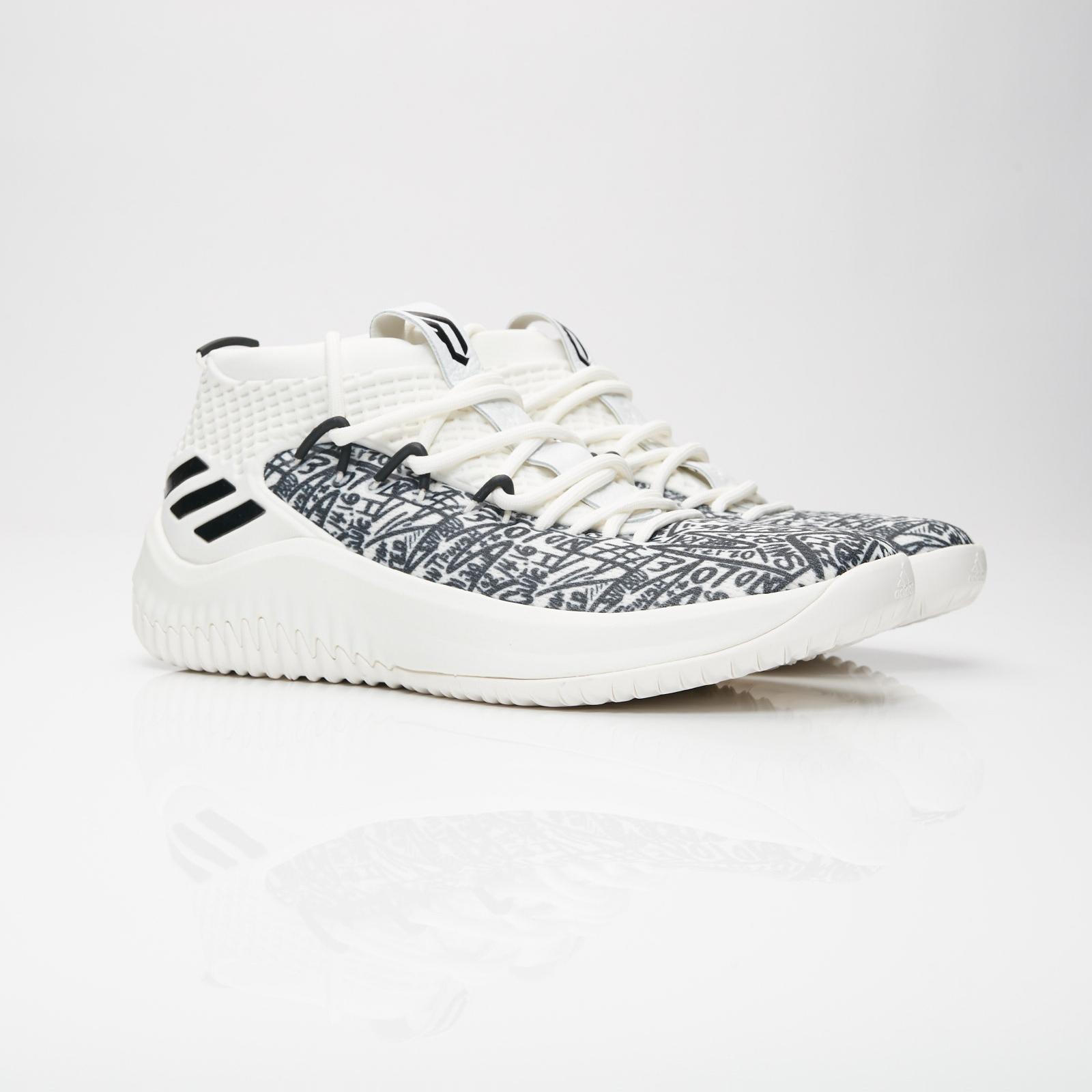 150cb6f76a8d adidas Dame 4 - Aq0597 - Sneakersnstuff