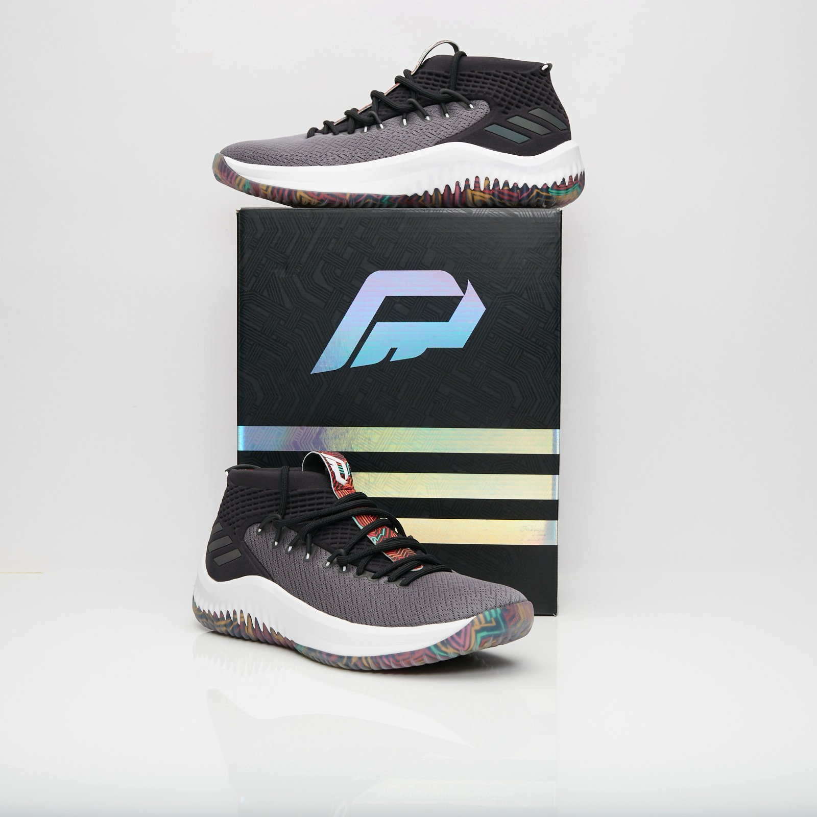 on sale 7720e d3594 ... adidas Performance Dame 4