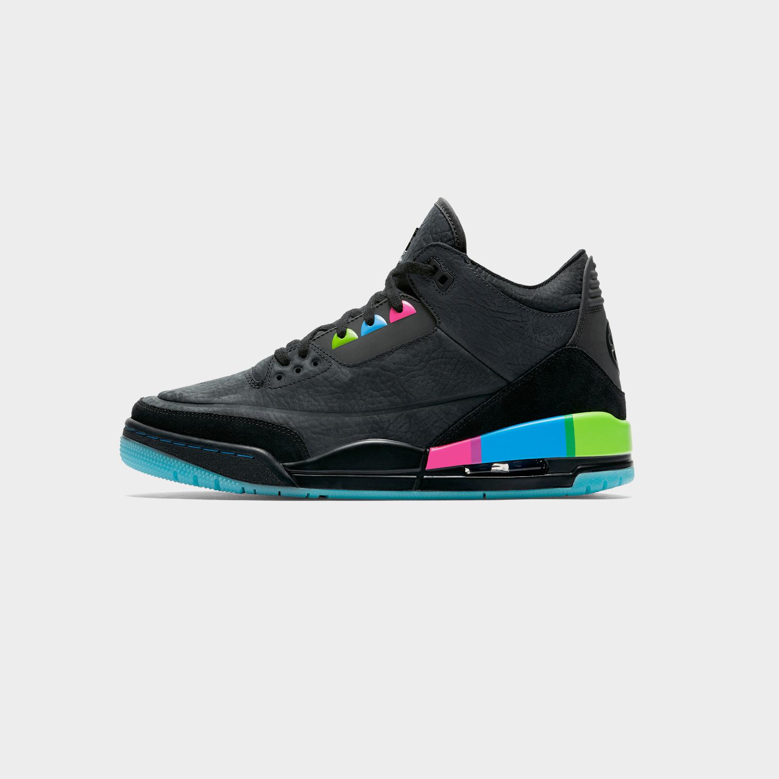 8271c17f634 Jordan Brand Air Jordan 3 Retro Se Q54 - At9195-001 - Sneakersnstuff ...