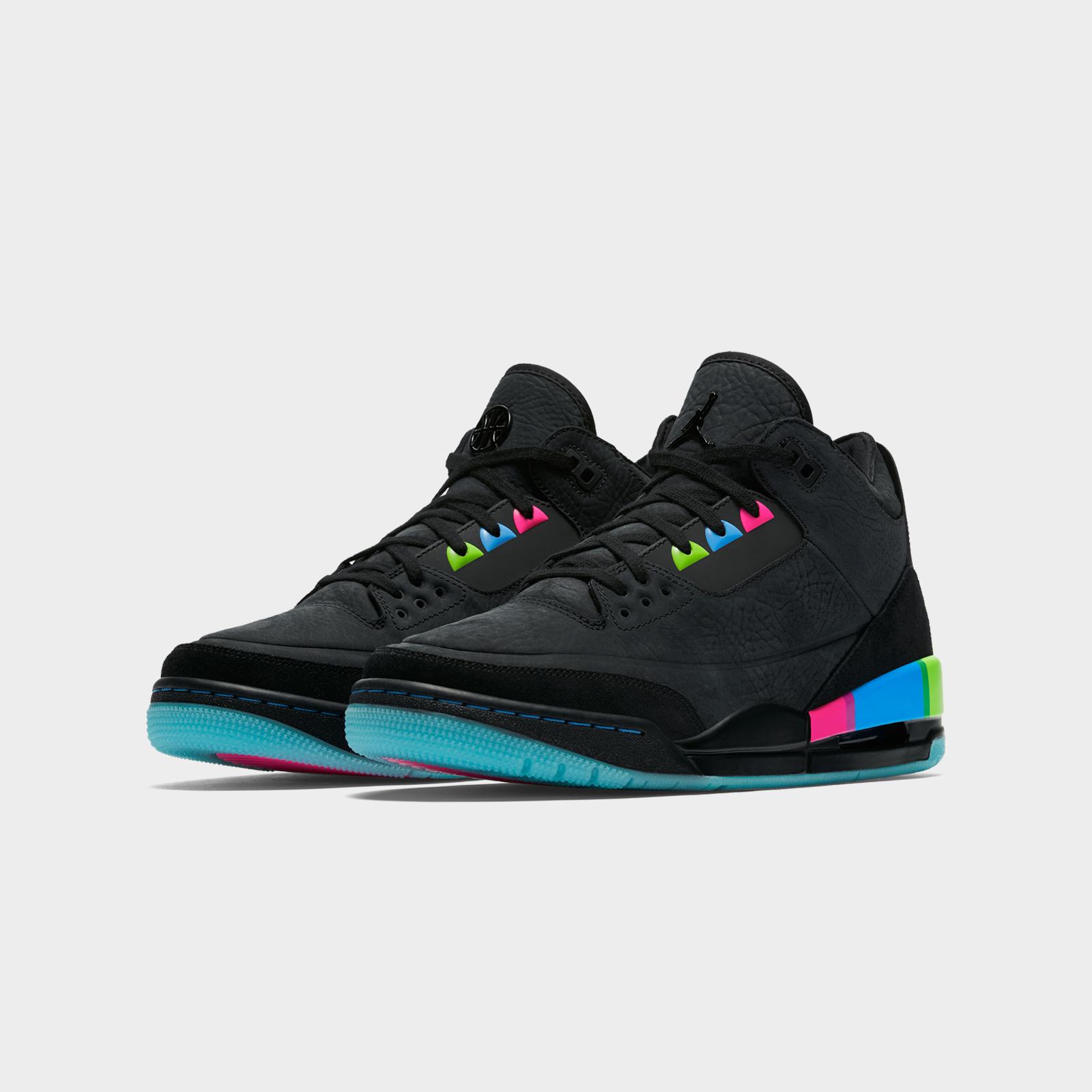 1bbb4ad56920f3 Jordan Brand Air Jordan 3 Retro Se Q54 - At9195-001 - Sneakersnstuff ...