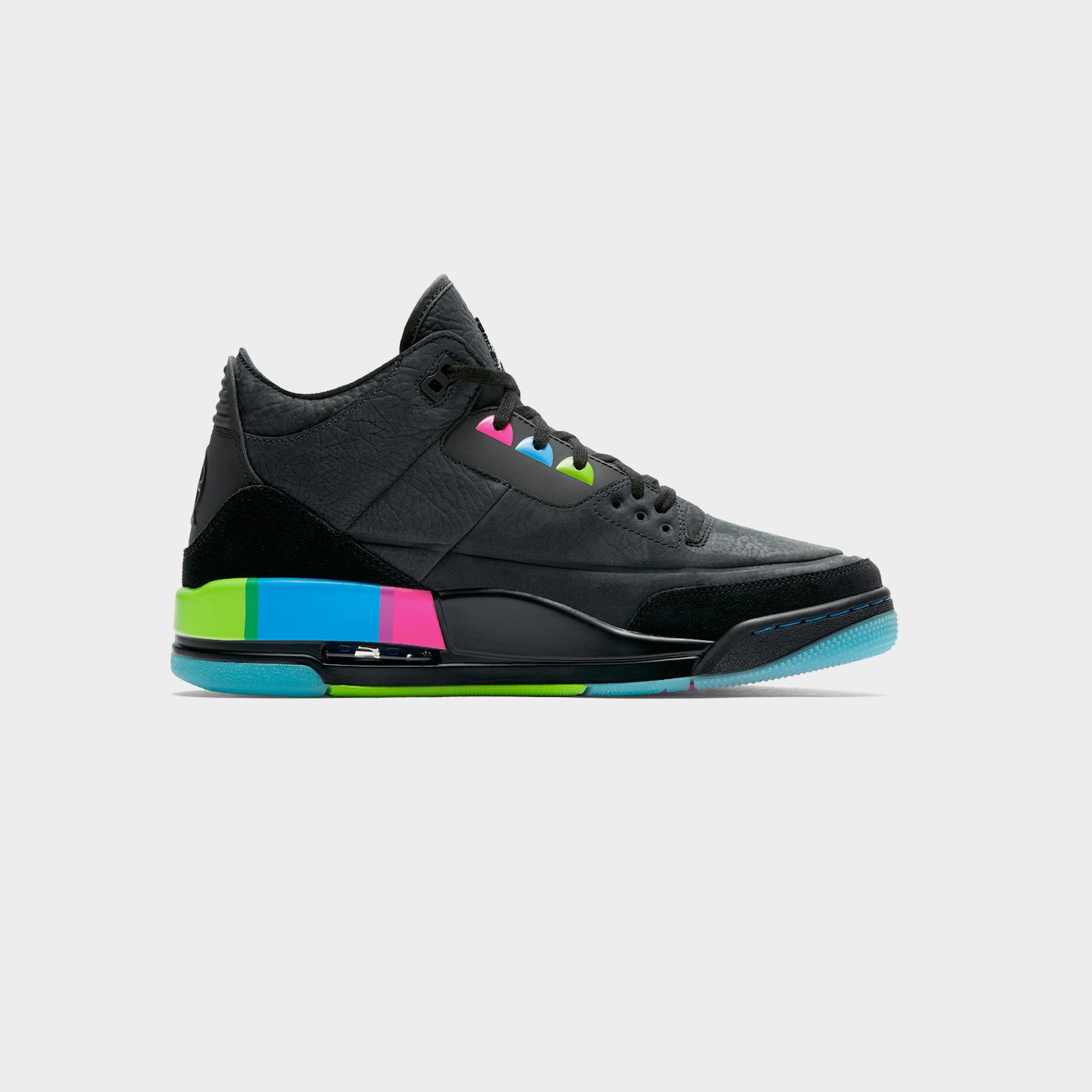 835067d322b Jordan Brand Air Jordan 3 Retro Se Q54 - At9195-001 - Sneakersnstuff ...