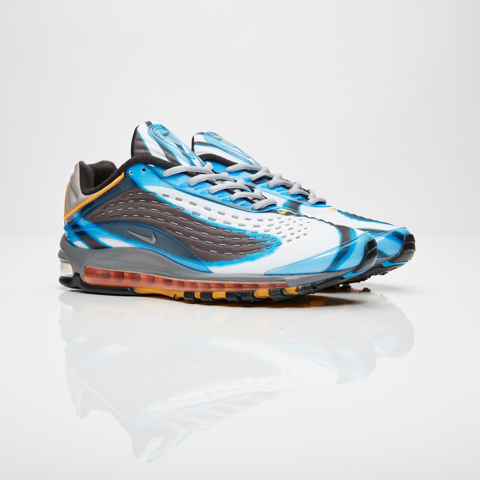 c6020bd5d9b Nike Air Max Deluxe - Aj7831-401 - Sneakersnstuff