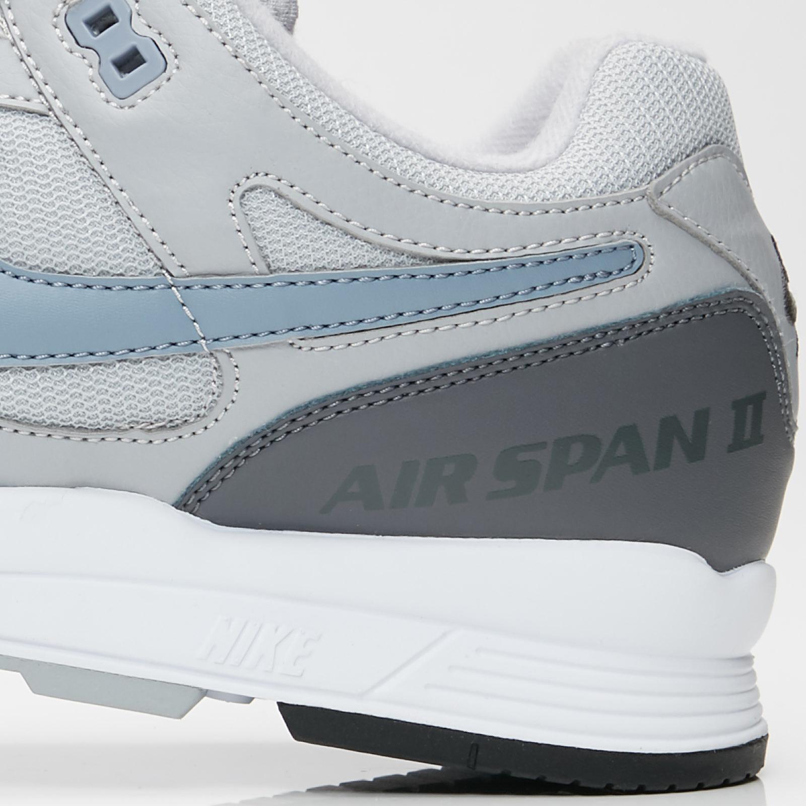 Nike Air Span II - Ah8047-007 - Sneakersnstuff  fed5fdf50