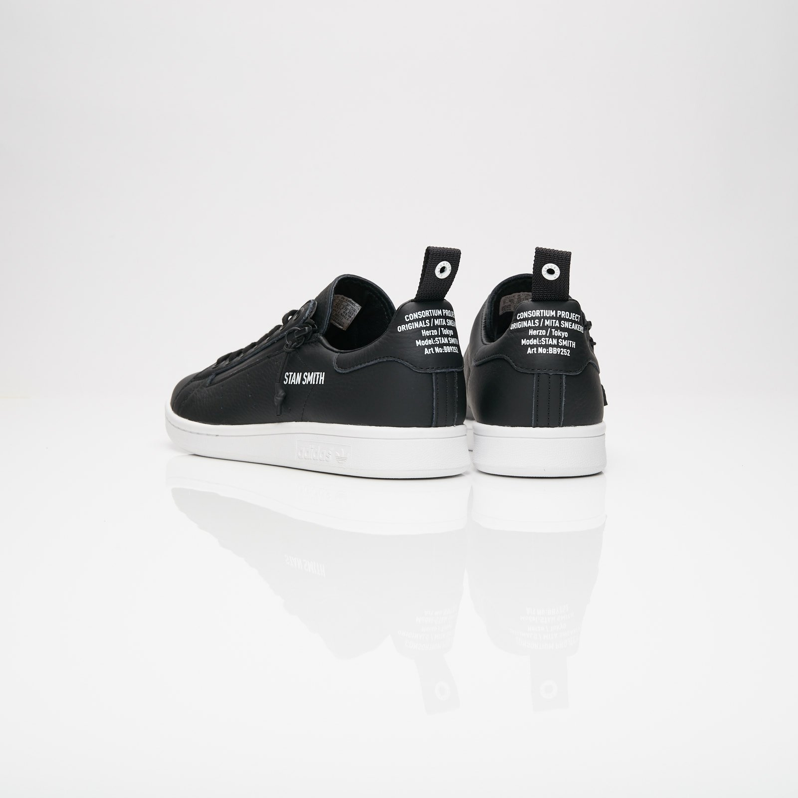 more photos 7cbdd e58e0 adidas Stan Smith MITA - Bb9252 - Sneakersnstuff   sneakers   streetwear  online since 1999