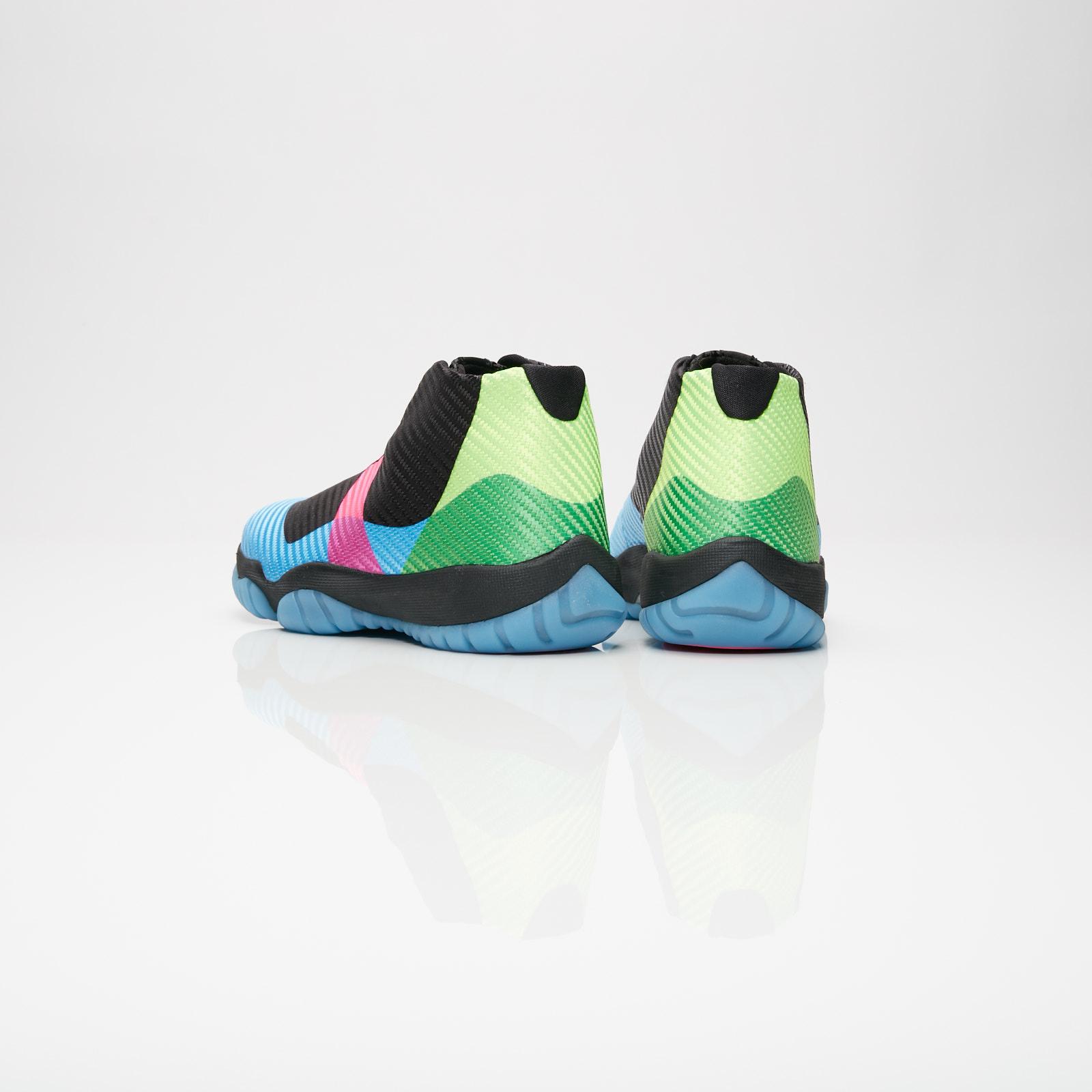 69c63202c9a8 Jordan Brand Air Jordan Future Q54 GS - At9192-001 - Sneakersnstuff ...