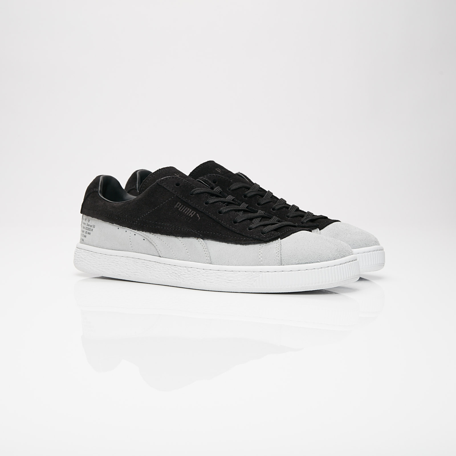 db0d834dc7b Puma Suede Classic x Stampd - 366327-01 - Sneakersnstuff