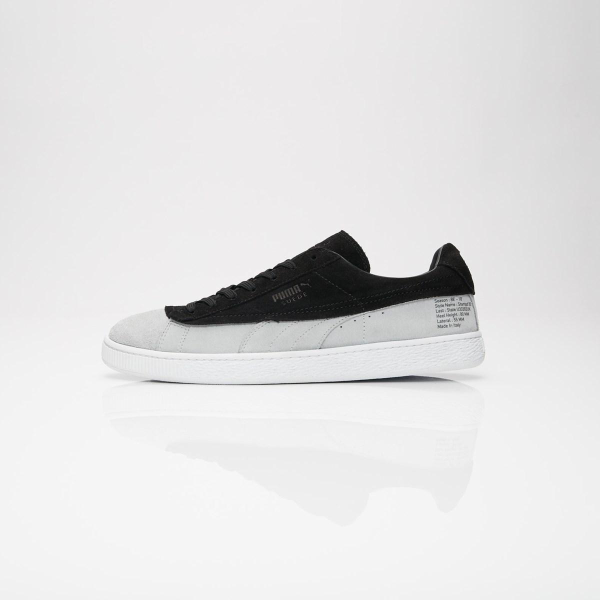 07e1e8290e9c4d Puma Suede Classic x Stampd - 366327-01 - Sneakersnstuff