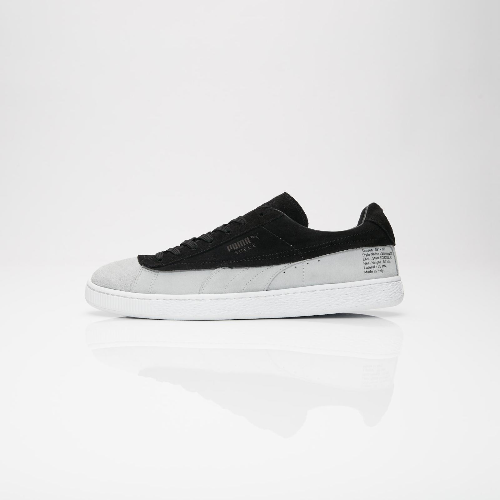 Puma Suede Classic x Stampd - 366327-01 - Sneakersnstuff  ea0e8efc6