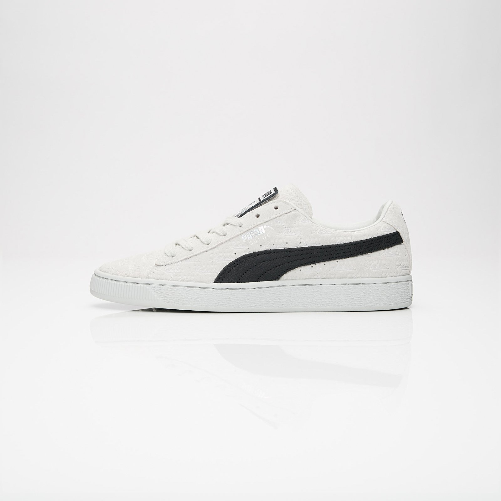 various colors bced1 0fb81 Puma Suede Classic X Panini - 366323-01 - Sneakersnstuff ...