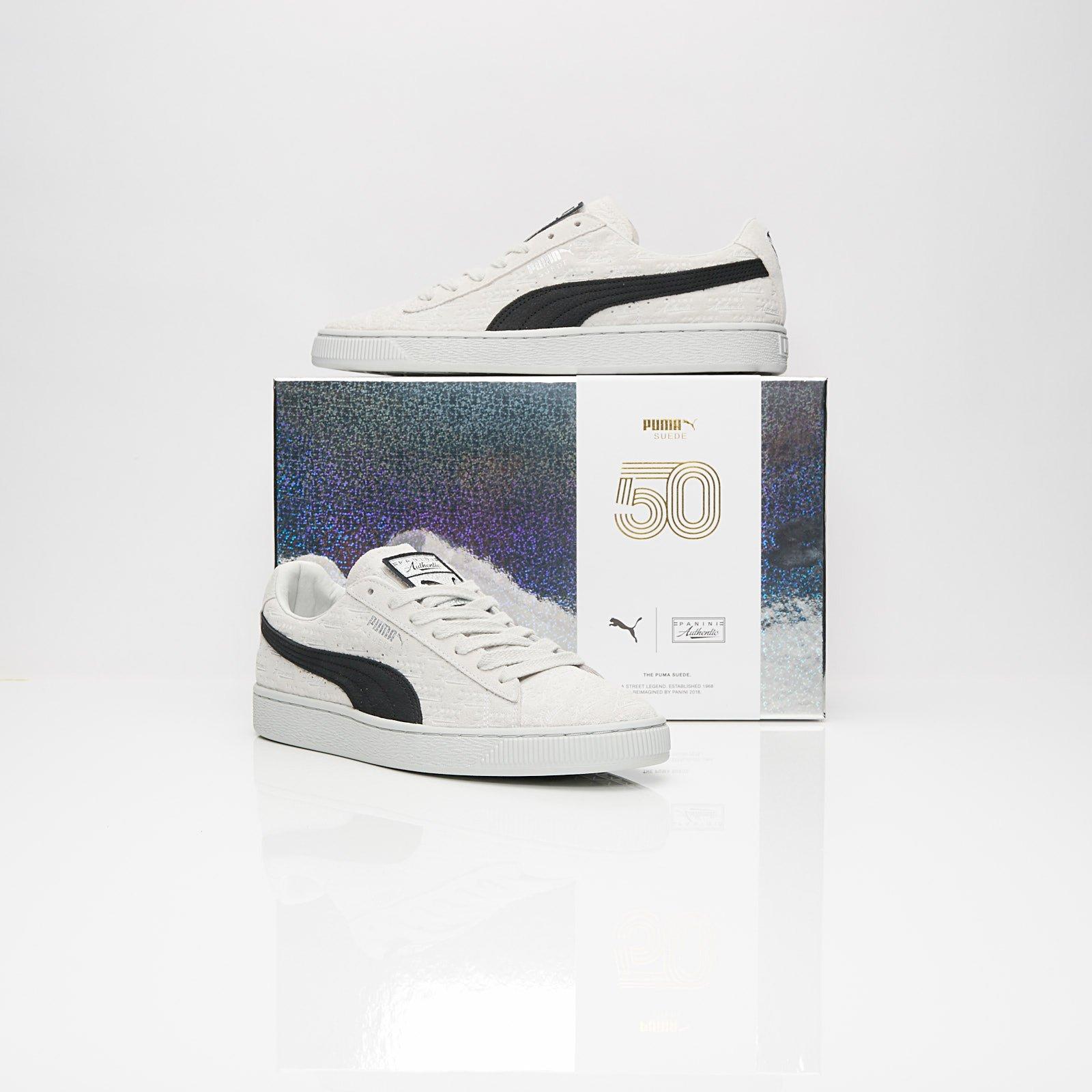 f3c3b0818c5 Puma Suede Classic X Panini - 366323-01 - Sneakersnstuff | sneakers ...