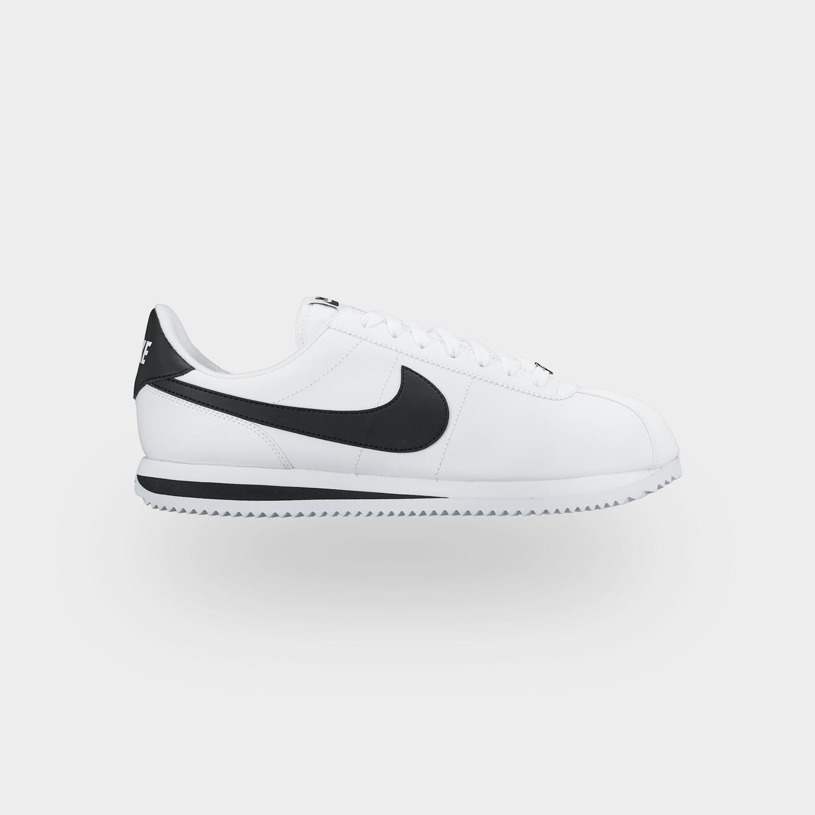 Curiosidad Cañón Naturaleza  Nike Cortez Basic Leather - 819719-100 - Sneakersnstuff | sneakers &  streetwear online since 1999