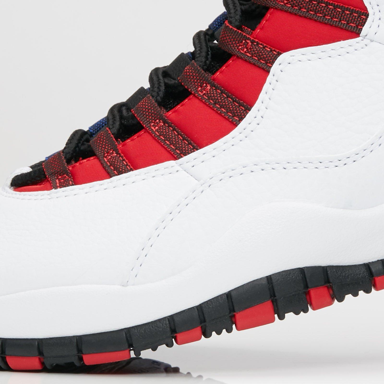 ab5a3d826c5d Jordan Brand Air Jordan 10 Retro - 310805-160 - Sneakersnstuff ...