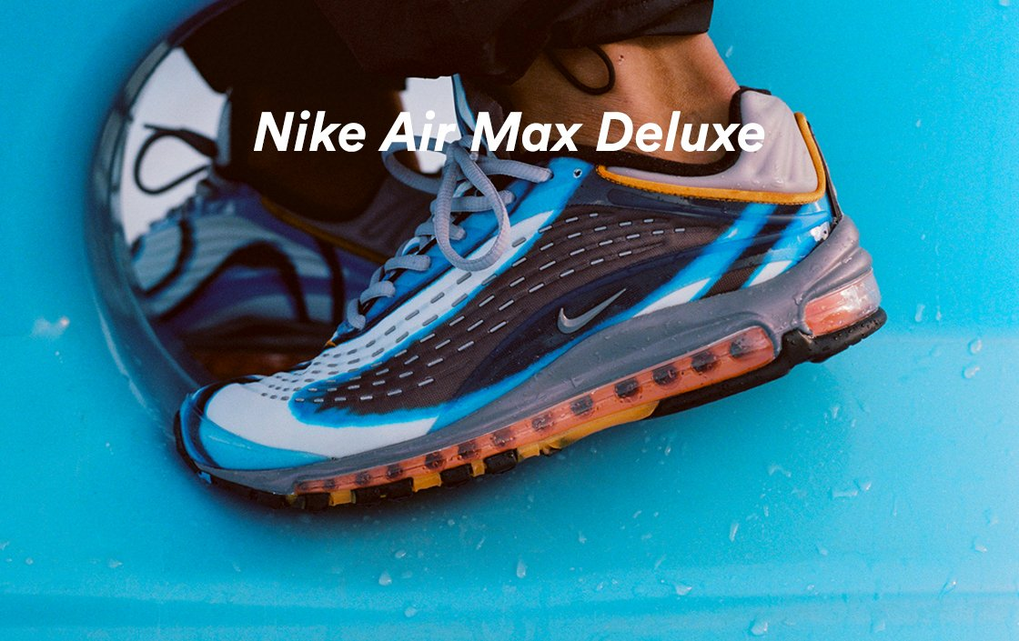 SNS Nike Air Max Deluxe OG Editorial