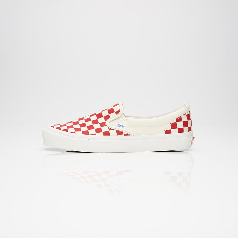 Vault by Vans UA OG Classic Slip-On LX - 3