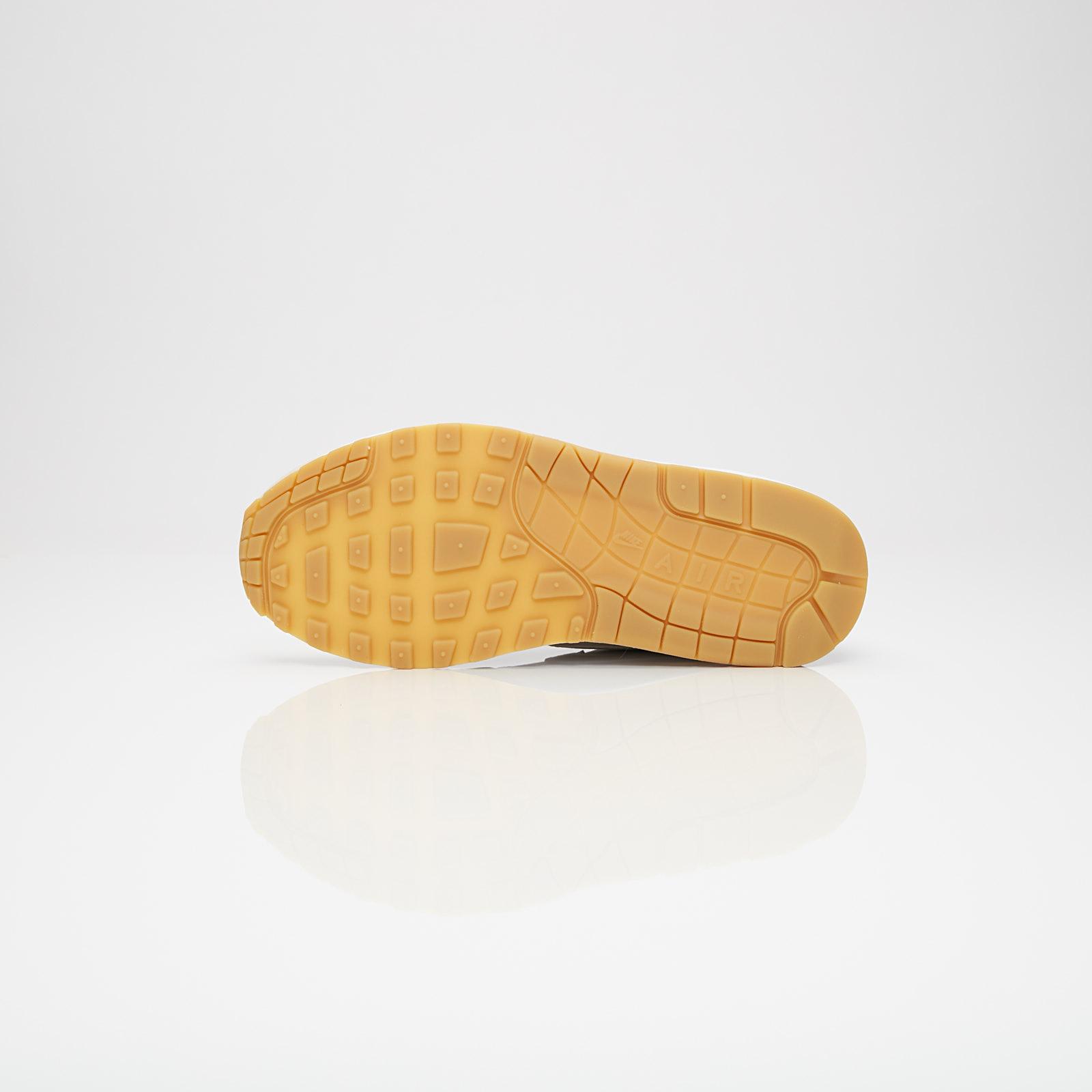 319986 036] Womens Nike Air Max 1 (Desert Sand, Gum Light