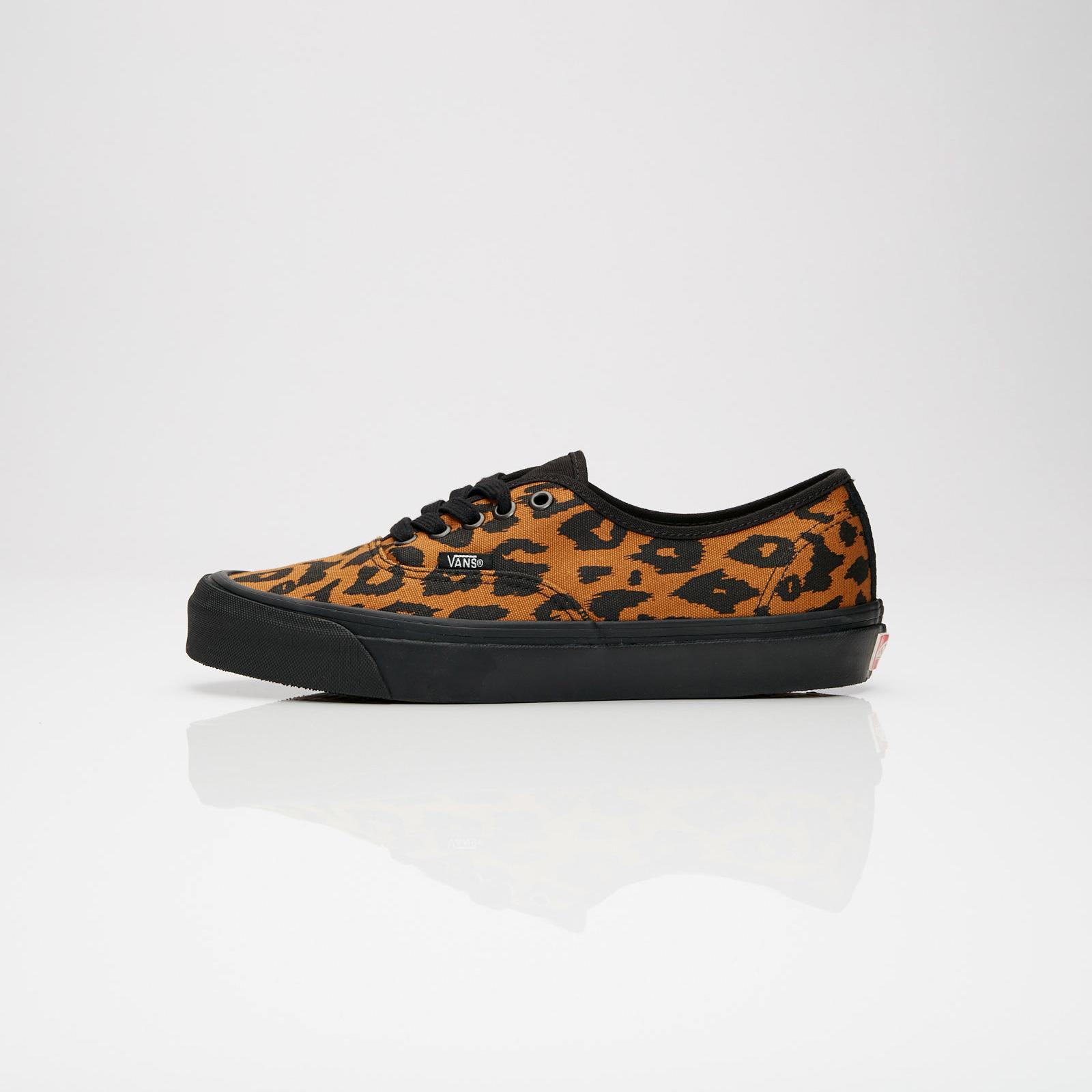 0b7fbb93cf Vans UA OG Authentic LX - V00uddu9m - Sneakersnstuff