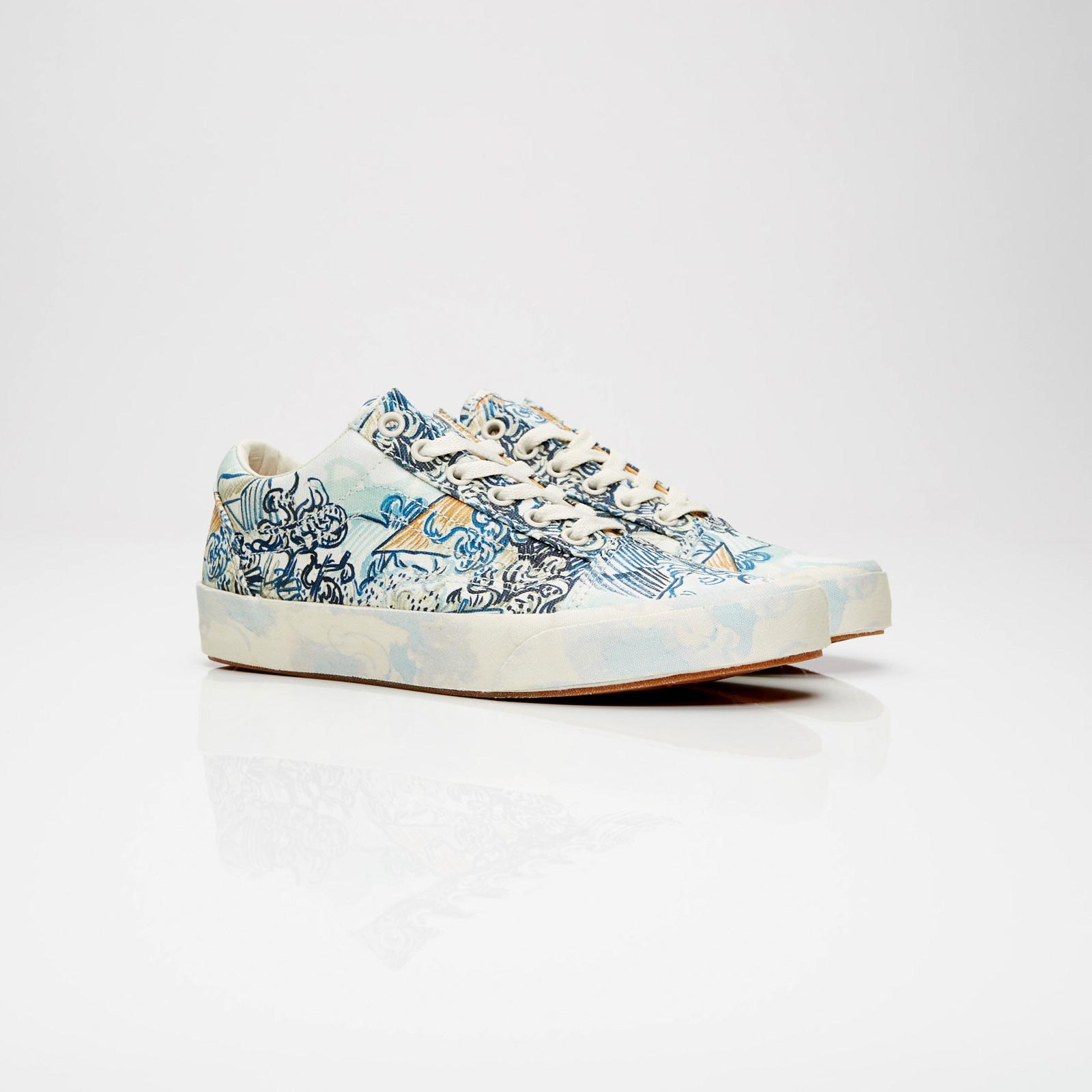 Vans Vincent Van Gogh Old Skool Va38g1uax Sneakersnstuff