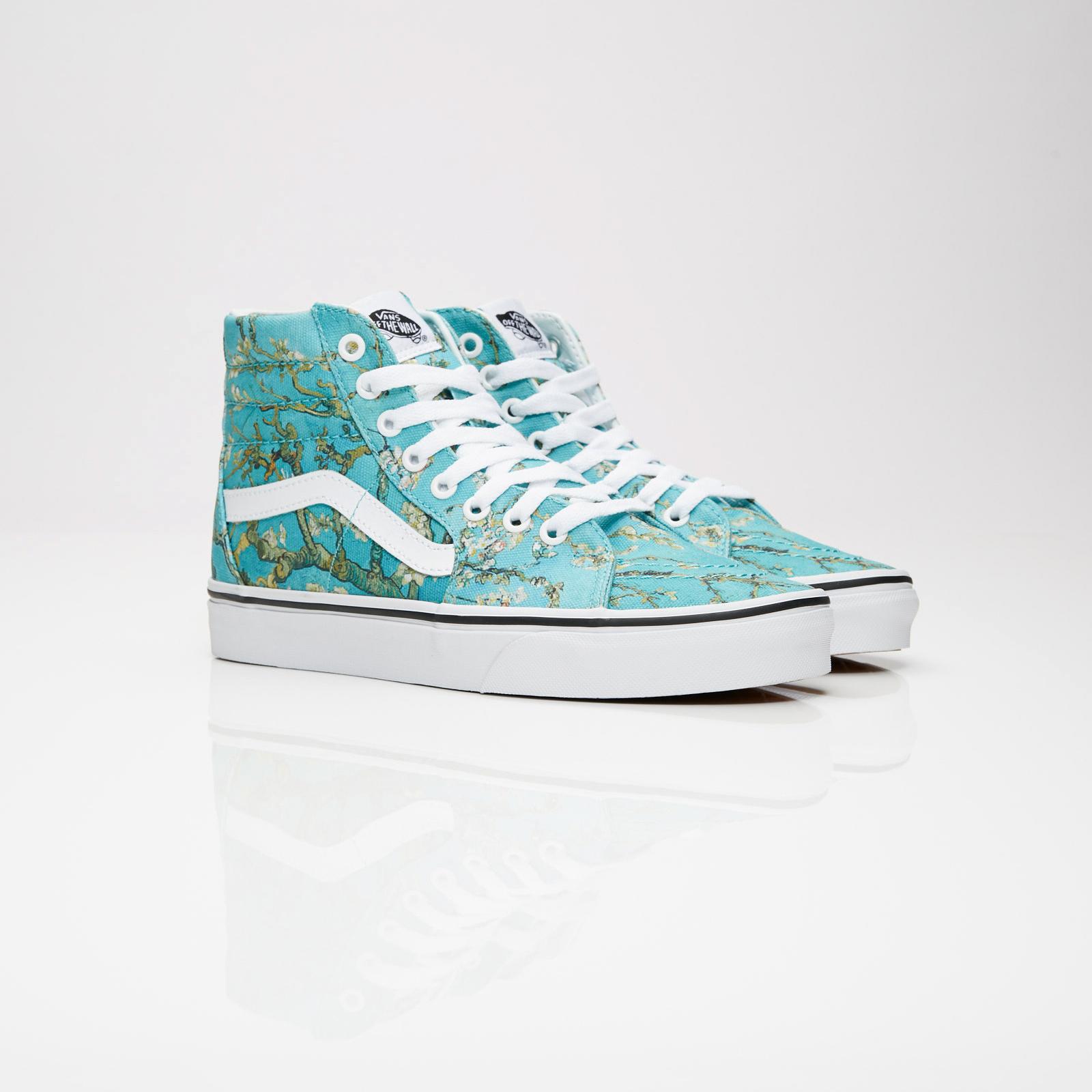 f54e08558fd5 Vans Vincent Van Gogh SK8-Hi - Va38geubl - Sneakersnstuff