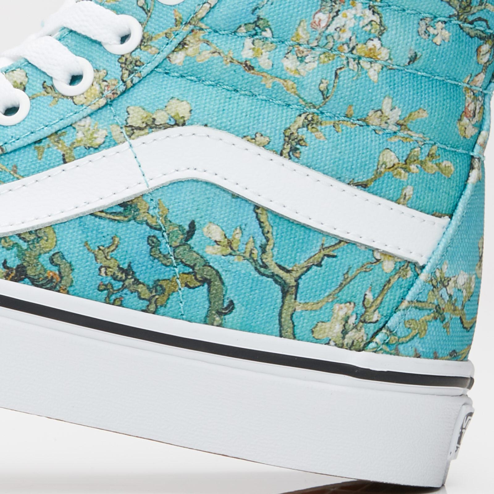 Vans Vincent Van Gogh SK8 Hi Va38geubl Sneakersnstuff