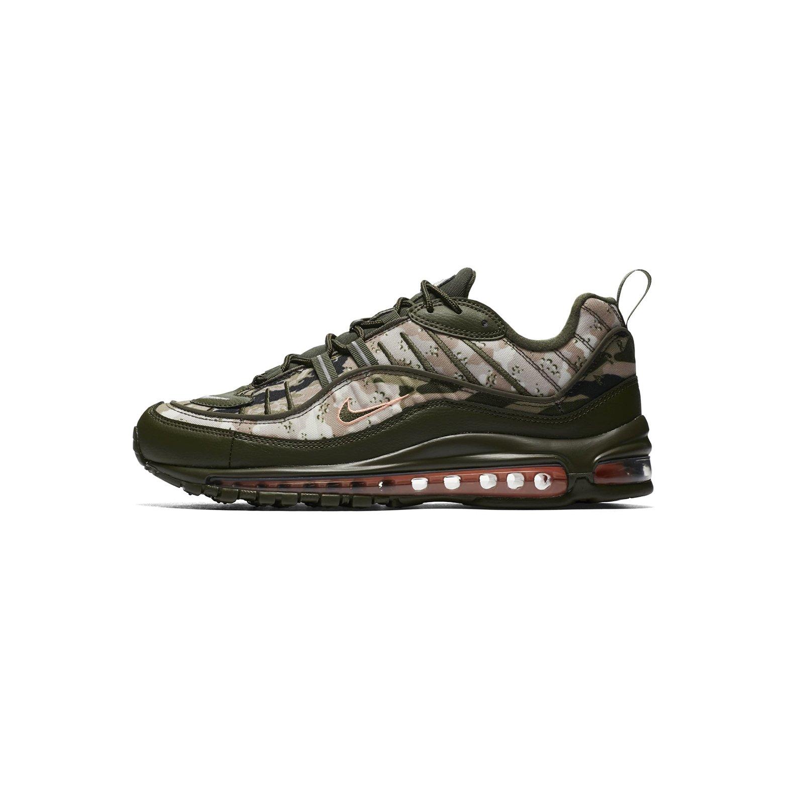Nike Air Max 98 Camo Aq6156 300 Sneakersnstuff