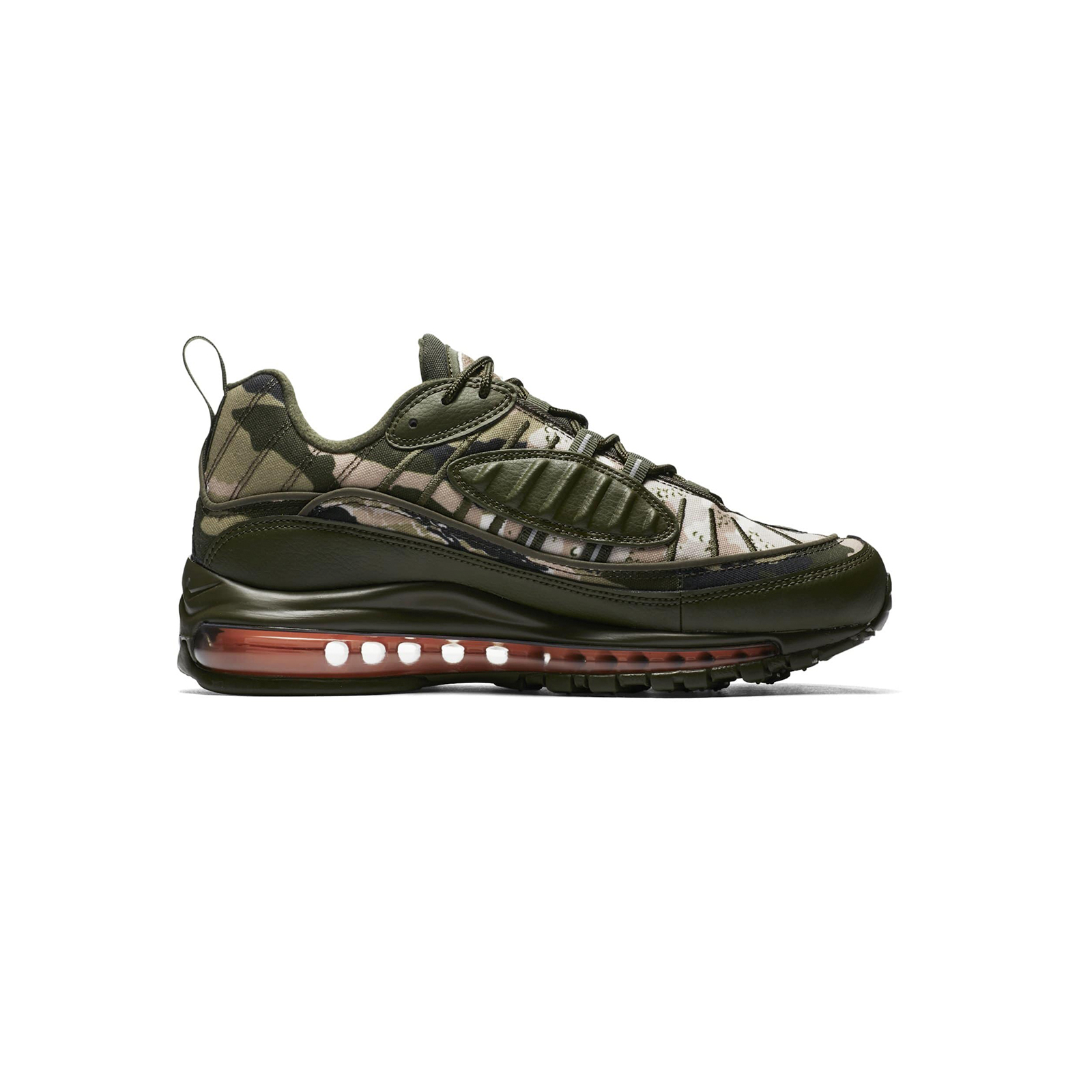 official photos 00993 64686 Nike Sportswear Air Max 98 Camo - 4. Close