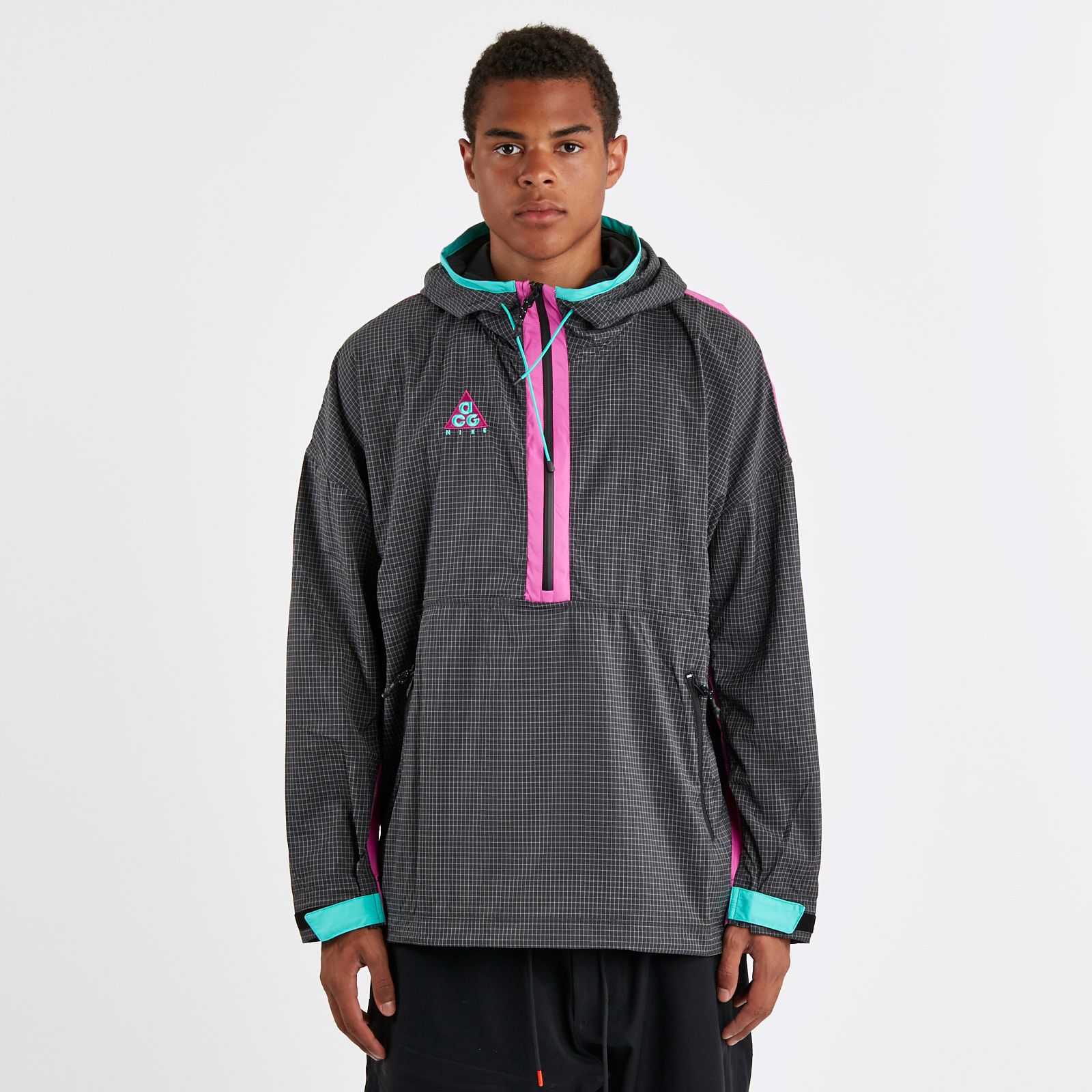 special for shoe watch new lifestyle Nike Woven Hooded Jacket - 931907-060 - Sneakersnstuff I ...