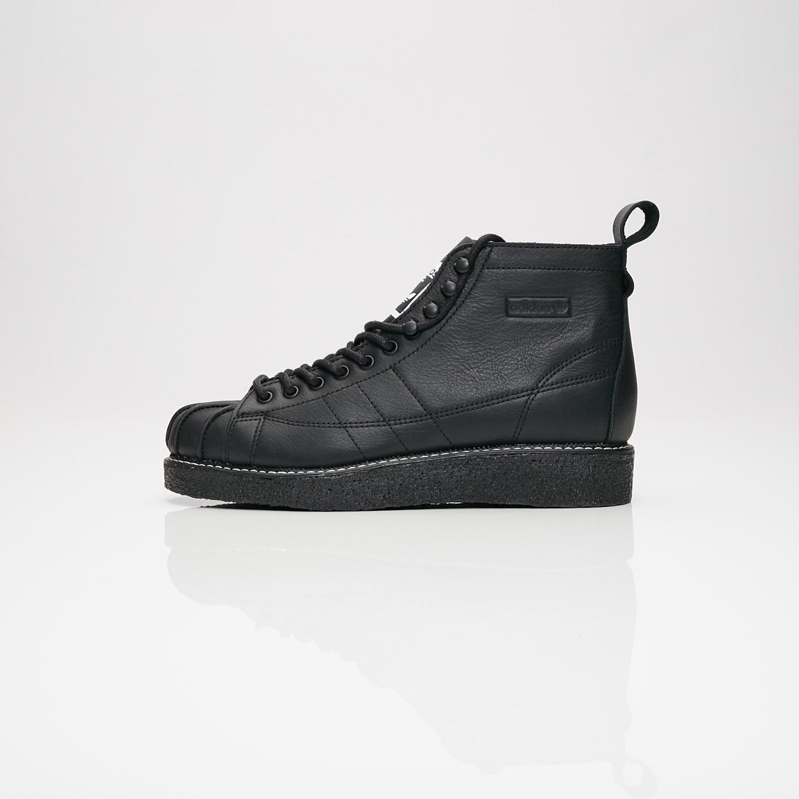 adidas superstar boot luxe w