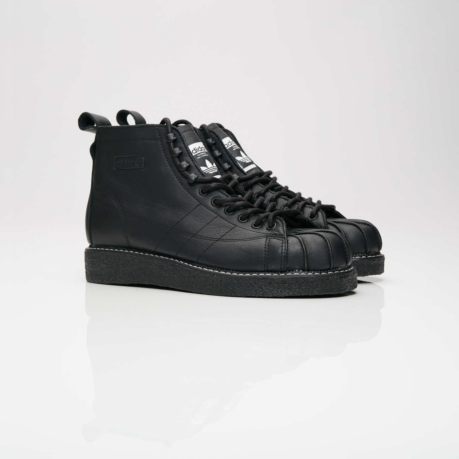 sneakers for cheap a70ed f2c81 adidas Originals Superstar Boot Luxe W