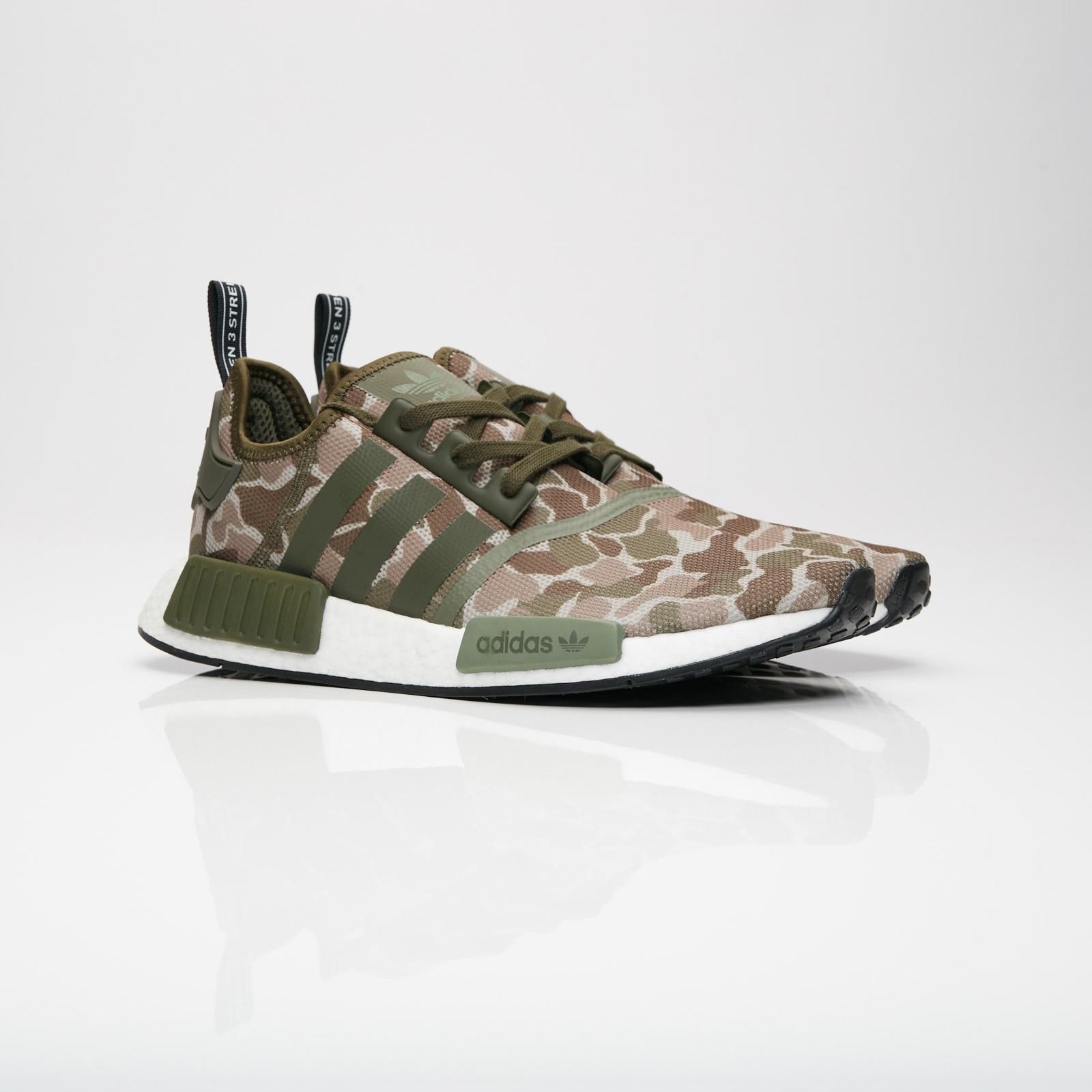 adidas NMD_R1 - D96617 - Sneakersnstuff