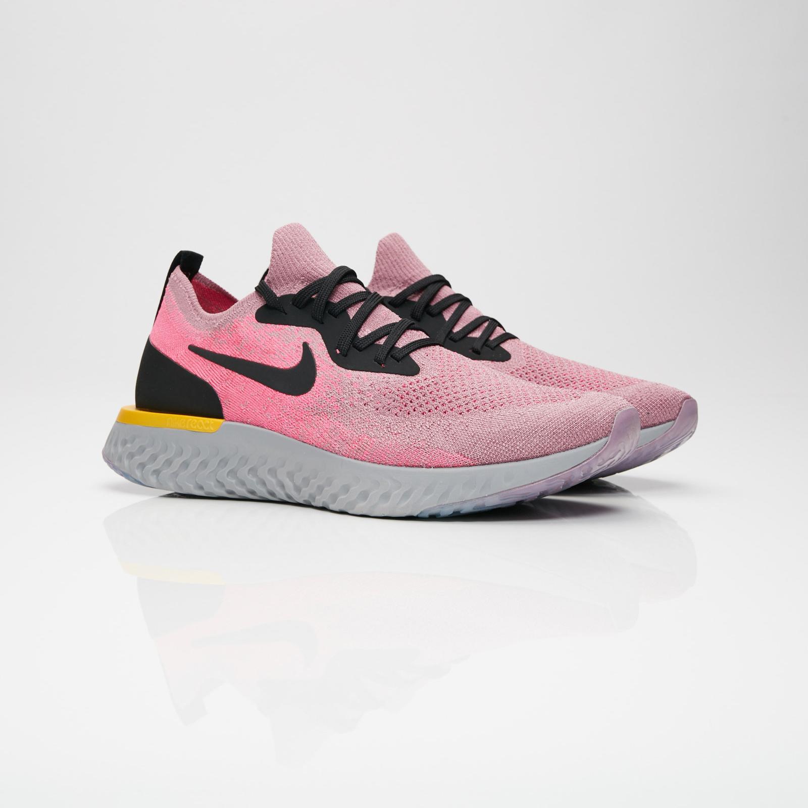 Nike Epic React Flyknit - Aq0067-500 - Sneakersnstuff  ef5818f2c051