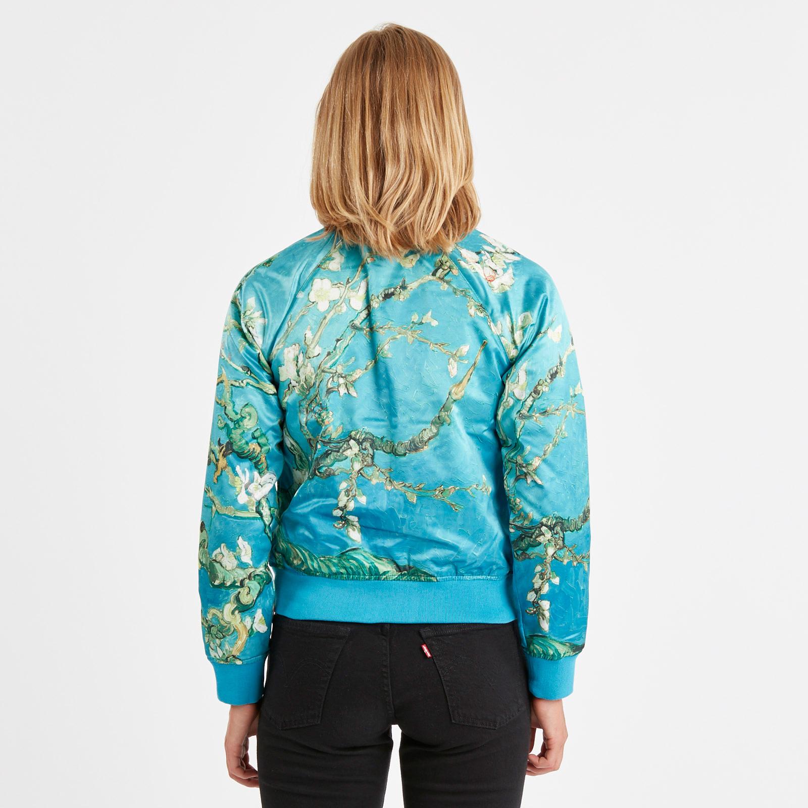 Vans x Van Gogh Museum Almond Blossom Bomberjacke