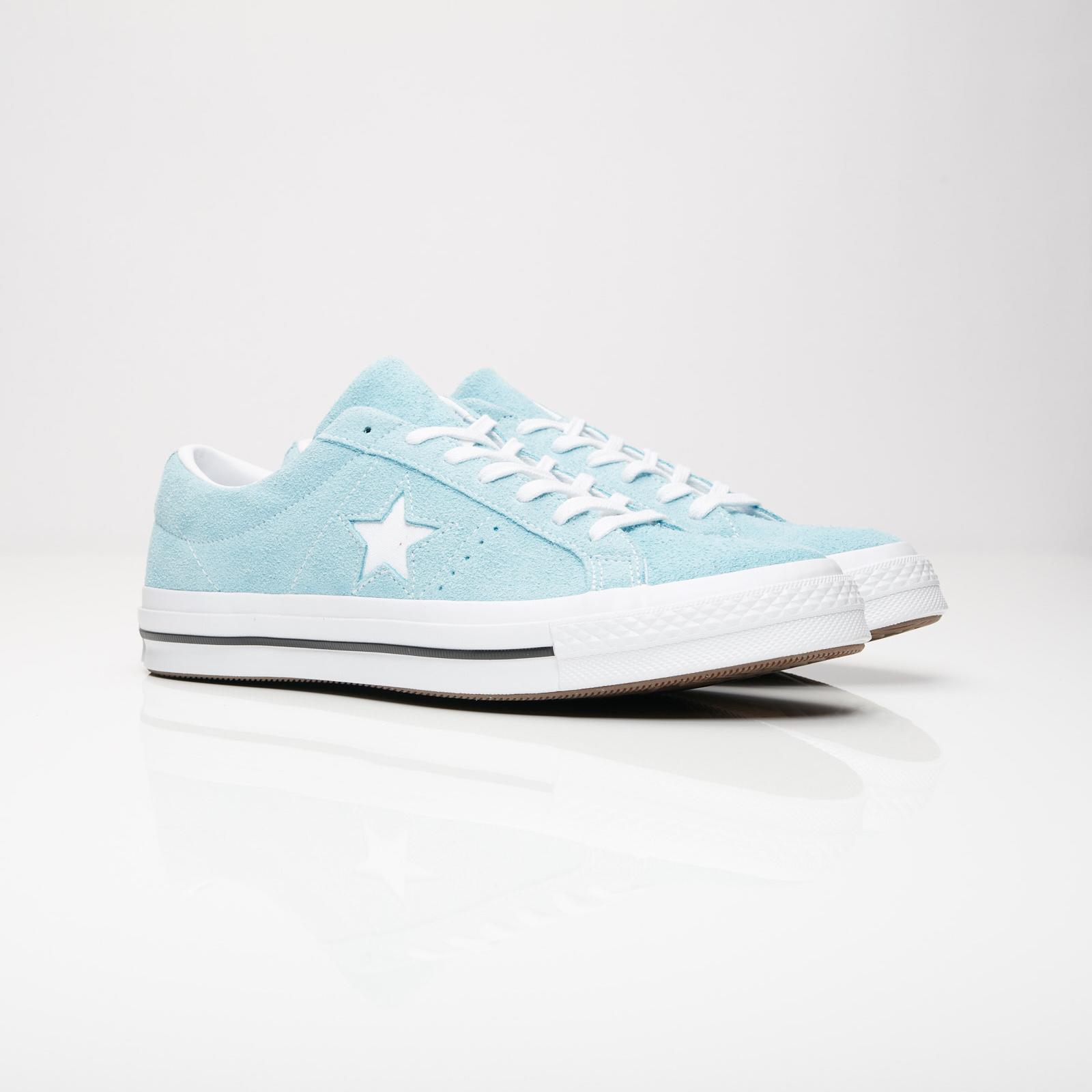 7923ef31b460 Converse One Star Ox - 161575c - Sneakersnstuff