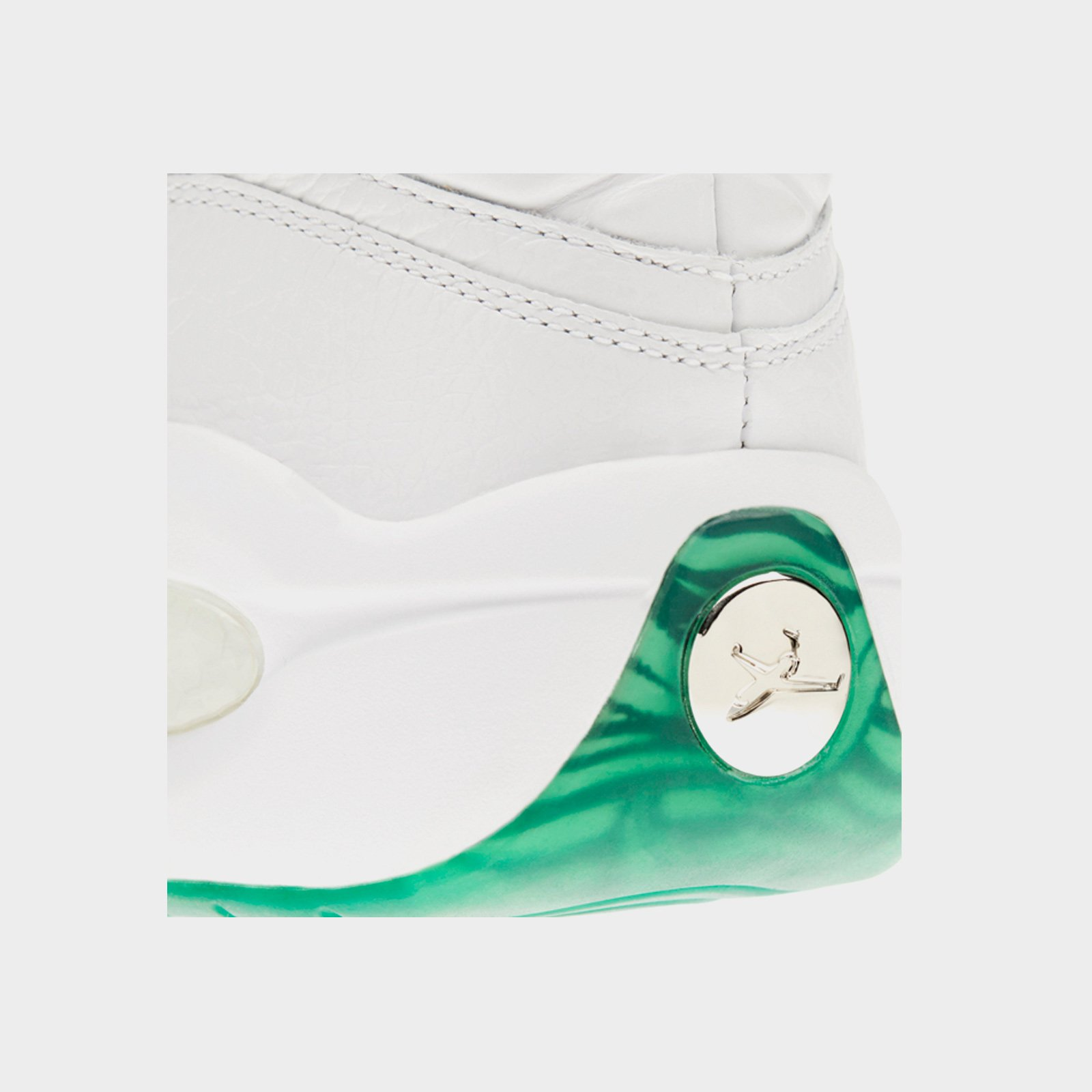 REEBOK Question Currensy x Jet Life CN3671 Stem Green//Vital Blue-White