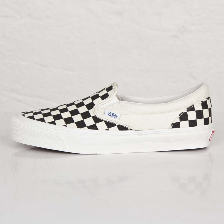 Vault by Vans OG Classic Slip-On LX - 4