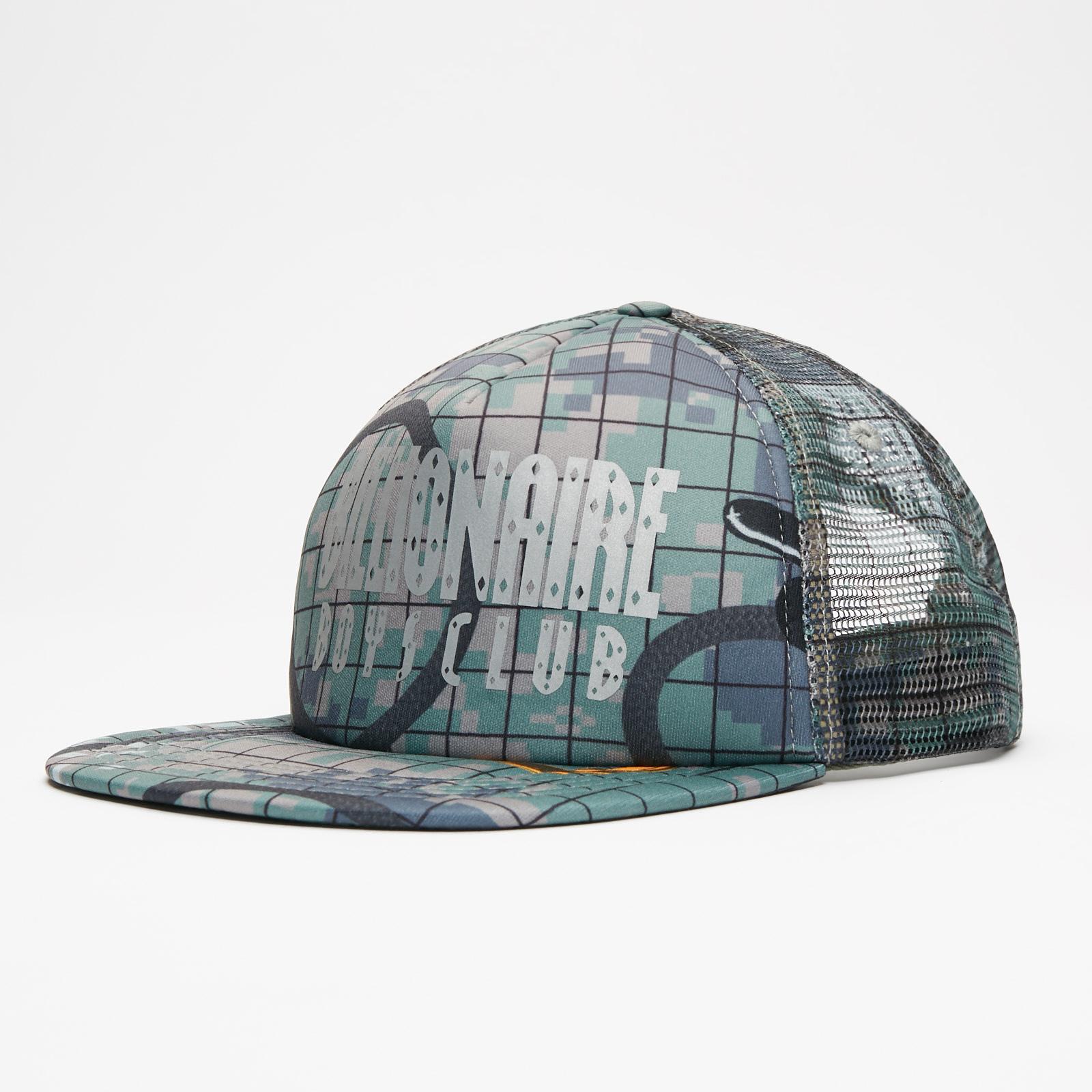 f0c82811 ... snapback hat d82cb a5046 coupon for billionaire boys club climbing camo  straight logo trucker cap 3f346 2333c ...