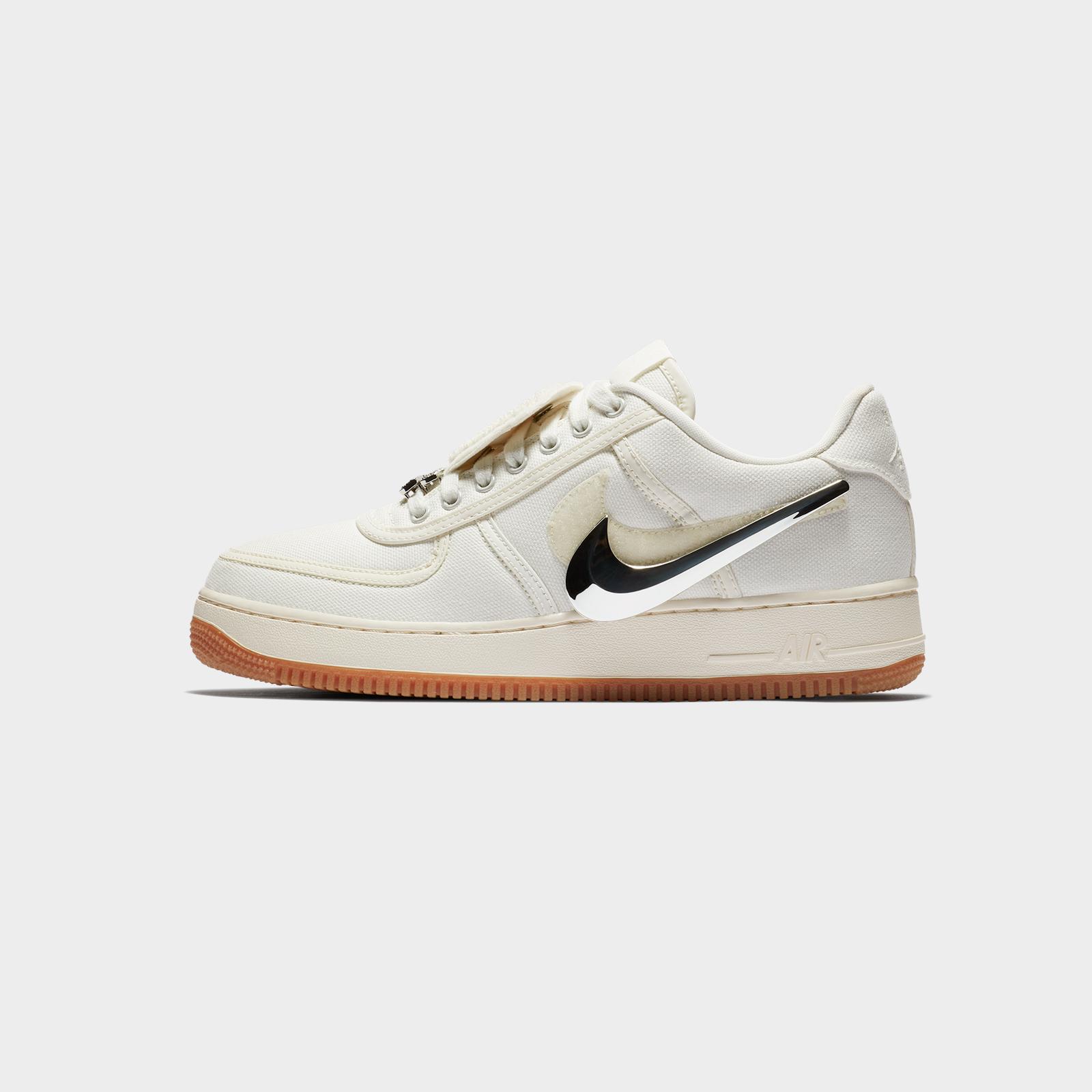 low priced bc32f c99aa Nike Sportswear Air Force 1 Low Travis Scott - 2. Close