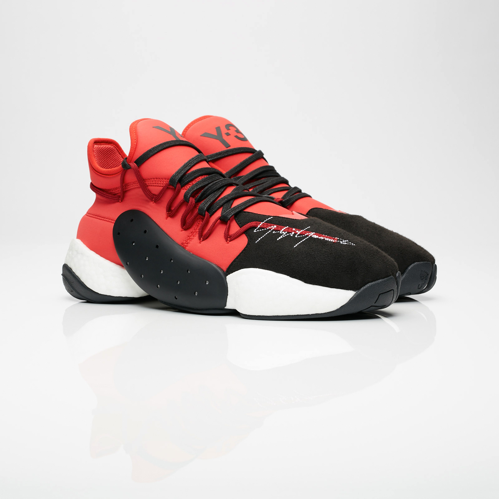 4daf07993bd adidas Y-3 BYW Bball - Bc0338 - Sneakersnstuff   sneakers ...