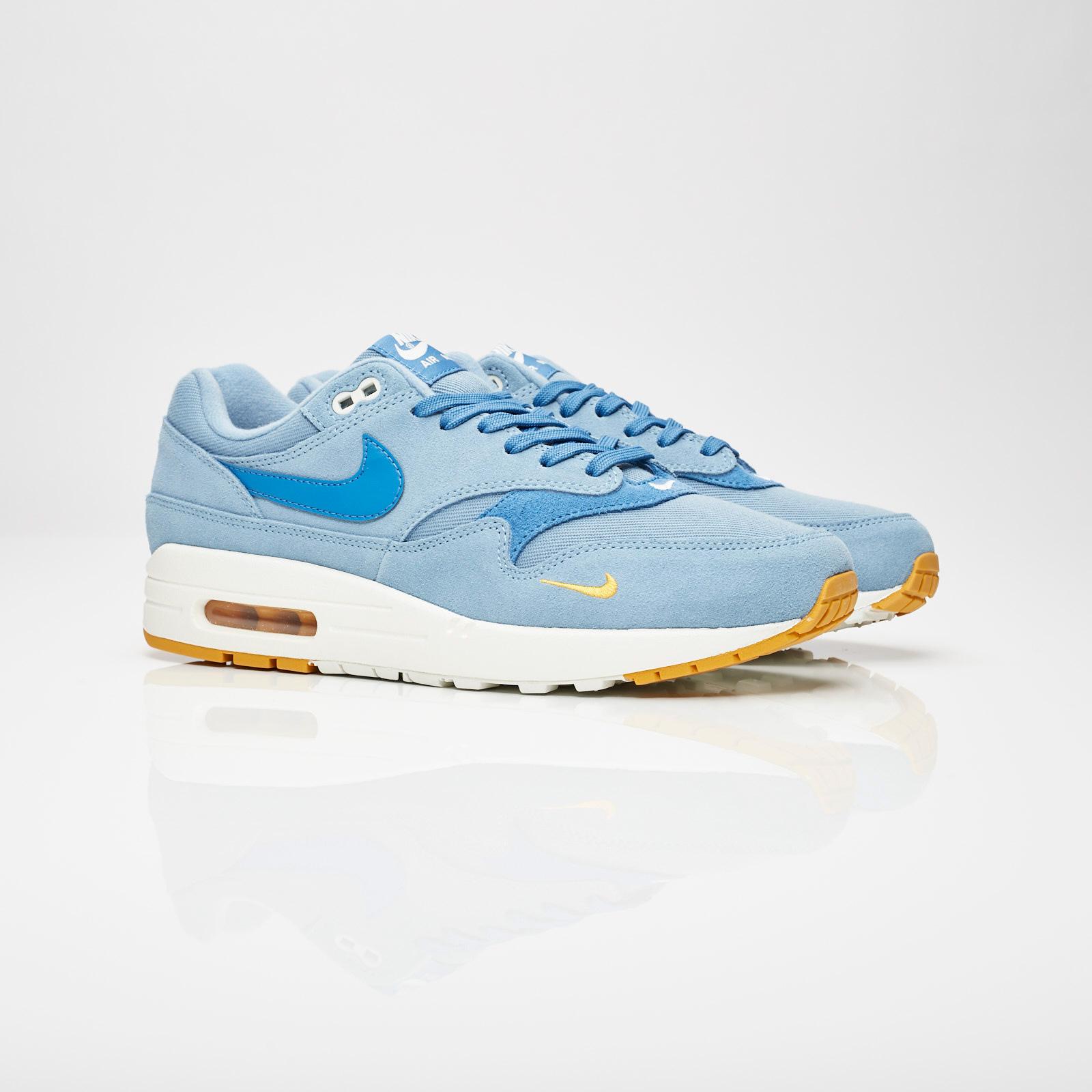 Nike Air Max 1 Premium - 875844-404 - Sneakersnstuff  ef5adcdad