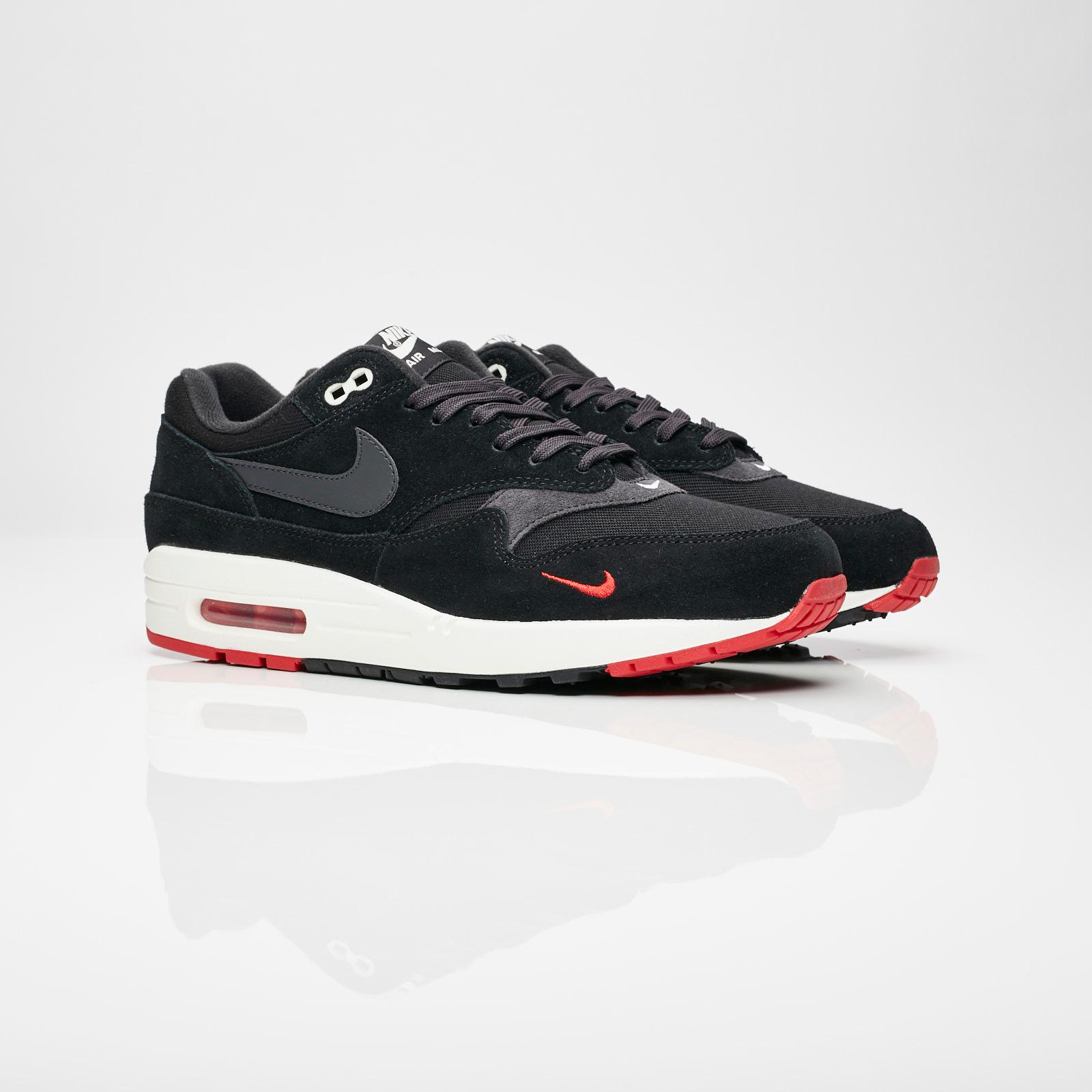 ada20224efca Nike Air Max 1 Premium - 875844-007 - Sneakersnstuff