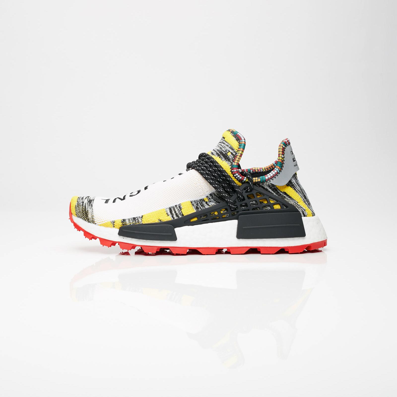 2e61c0e0b84e2 adidas Solar HU NMD x Pharrell Williams - Bb9527 - Sneakersnstuff ...