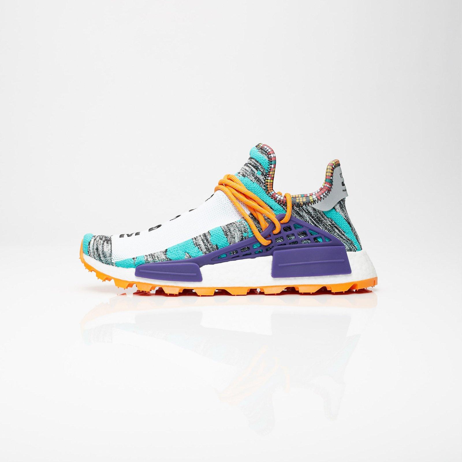 ffcd3728d adidas Solar HU NMD x Pharrell Williams - Bb9528 - Sneakersnstuff ...