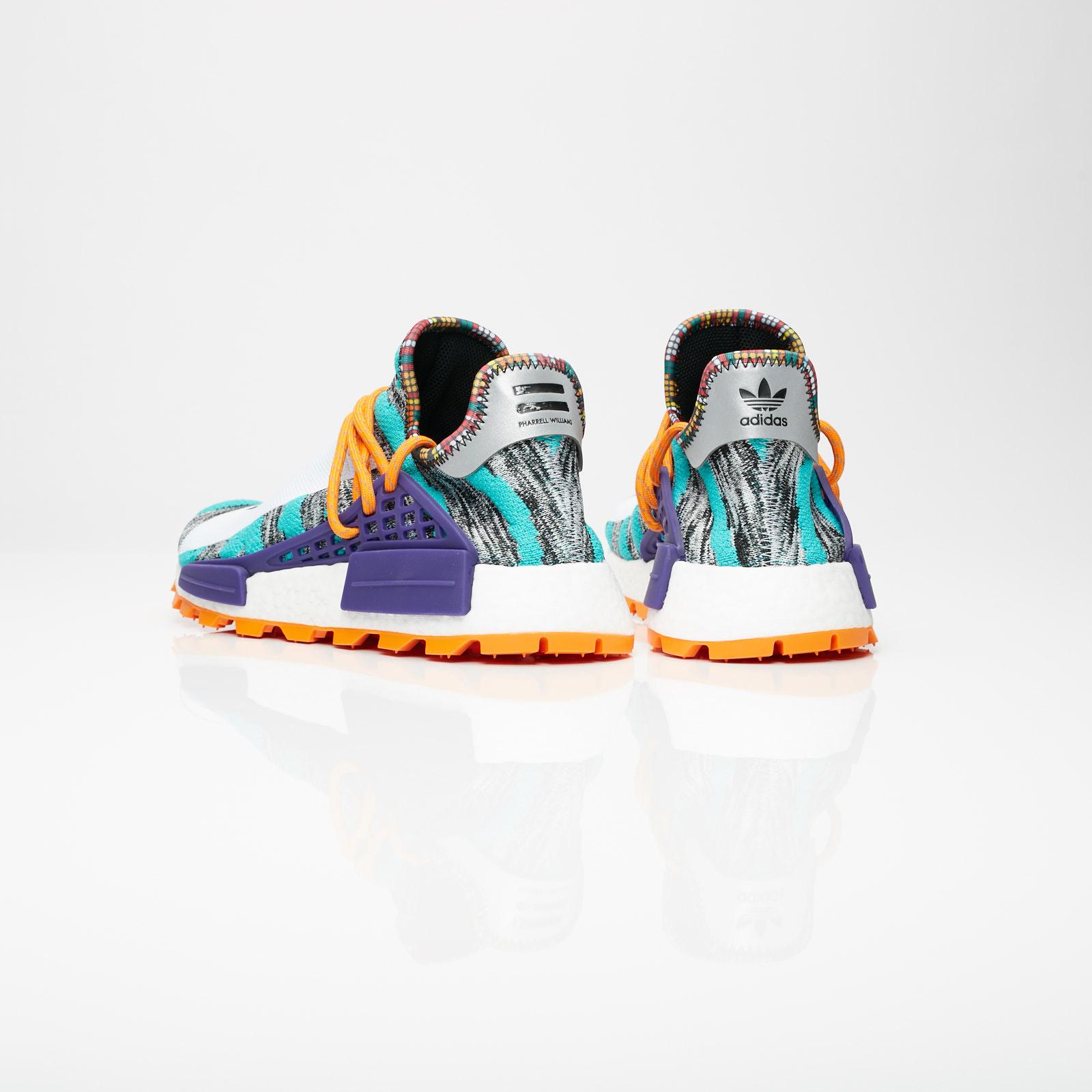 1aaddd772 adidas Solar HU NMD x Pharrell Williams - Bb9528 - Sneakersnstuff ...
