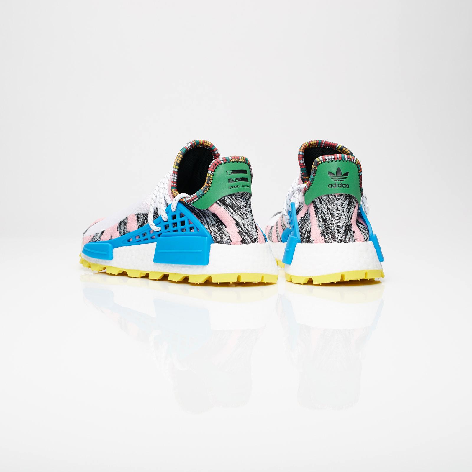 4a07f2acd adidas Solar HU NMD x Pharrell Williams - Bb9531 - Sneakersnstuff ...