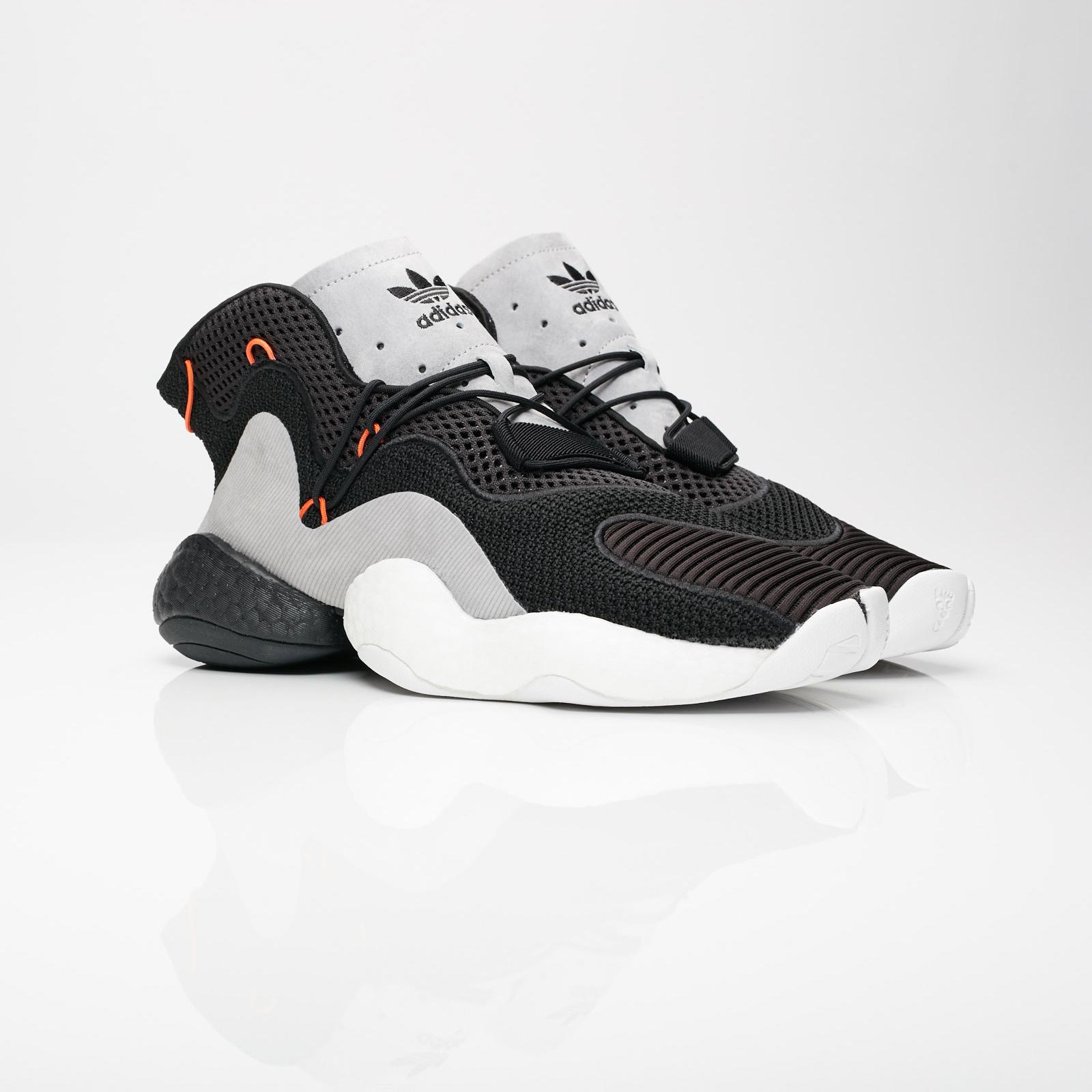 adidas Originals Crazy LVL 1 Boost You Wear Basketball White