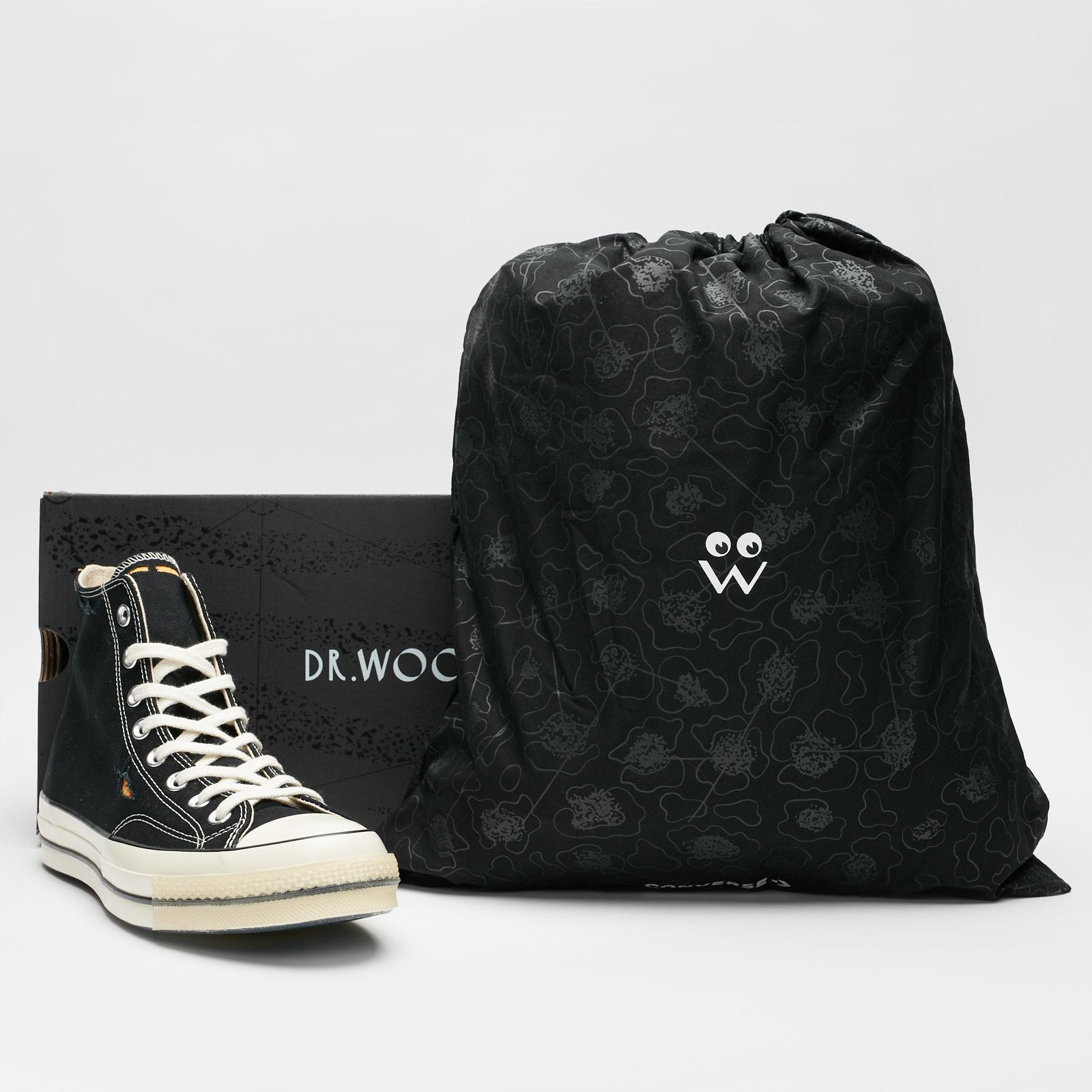 Converse Chuck 70 Hi x Dr.Woo - 162977c