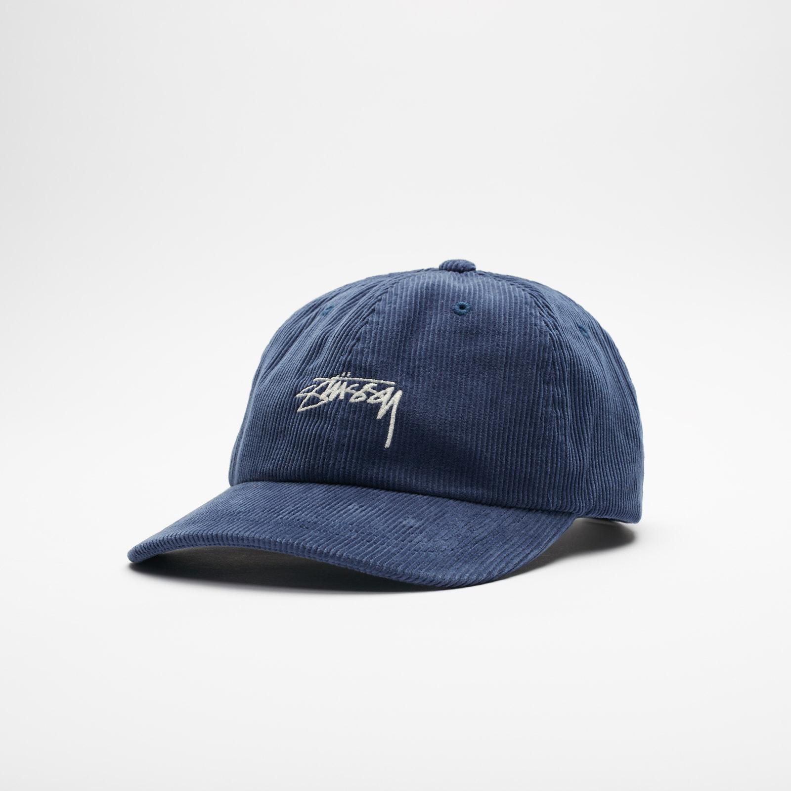 Stussy Corduroy Low Pro Cap - 131830-0801 - Sneakersnstuff ... 367f78ad149