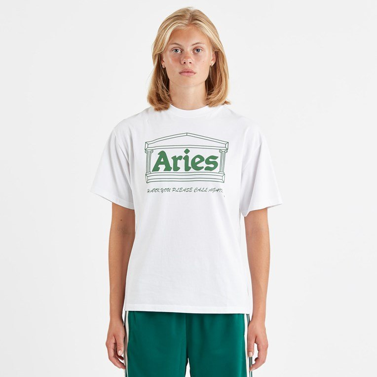 Aries Graphic SS Tee Plastic