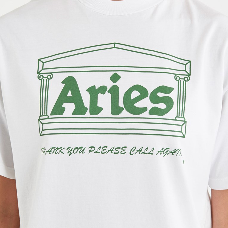 Aries Graphic SS Tee Plastic - 4